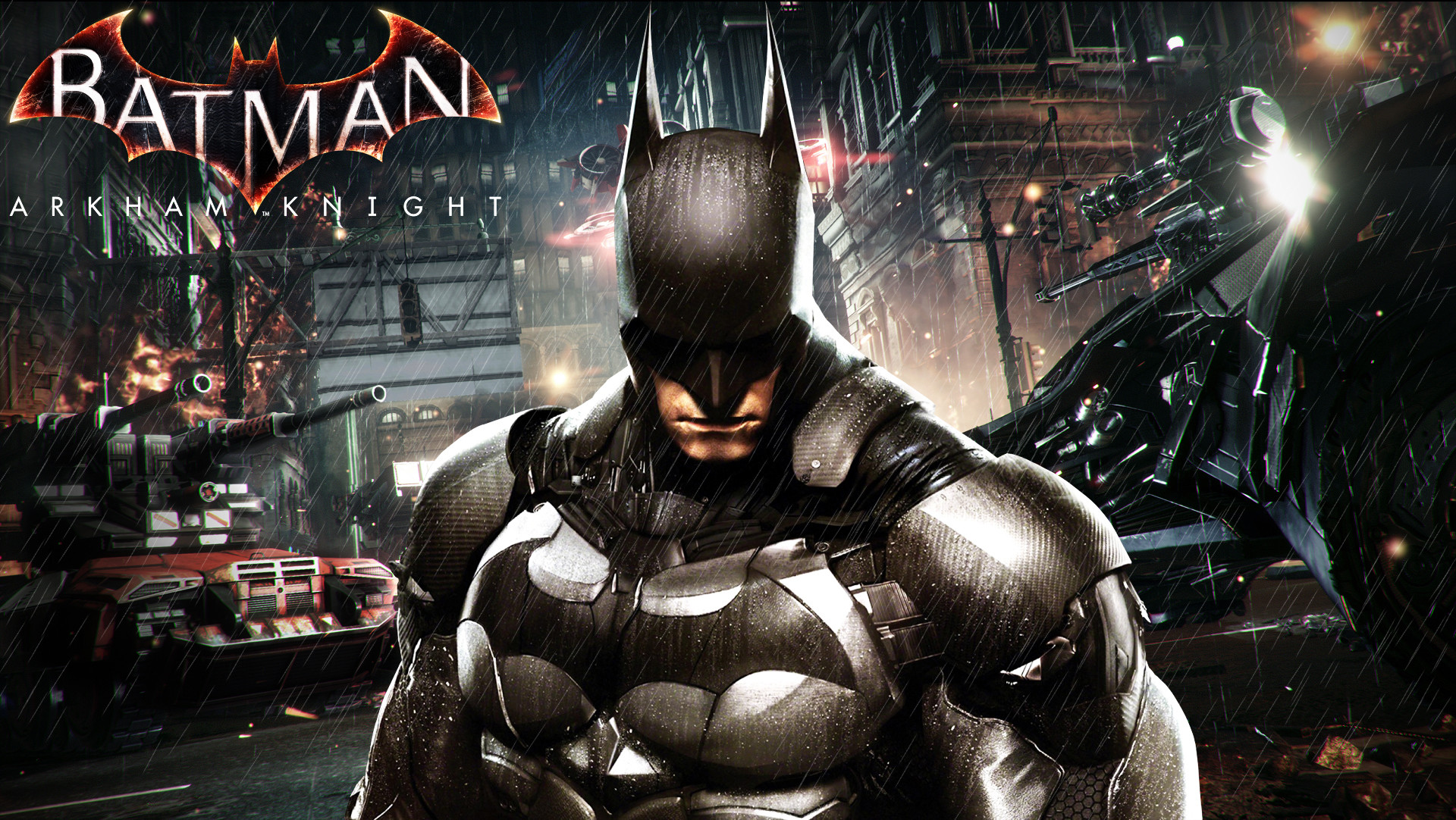 1920x1082 Piecing it Together: The Influences on the Batman: Arkham Series - Last  Token Gaming