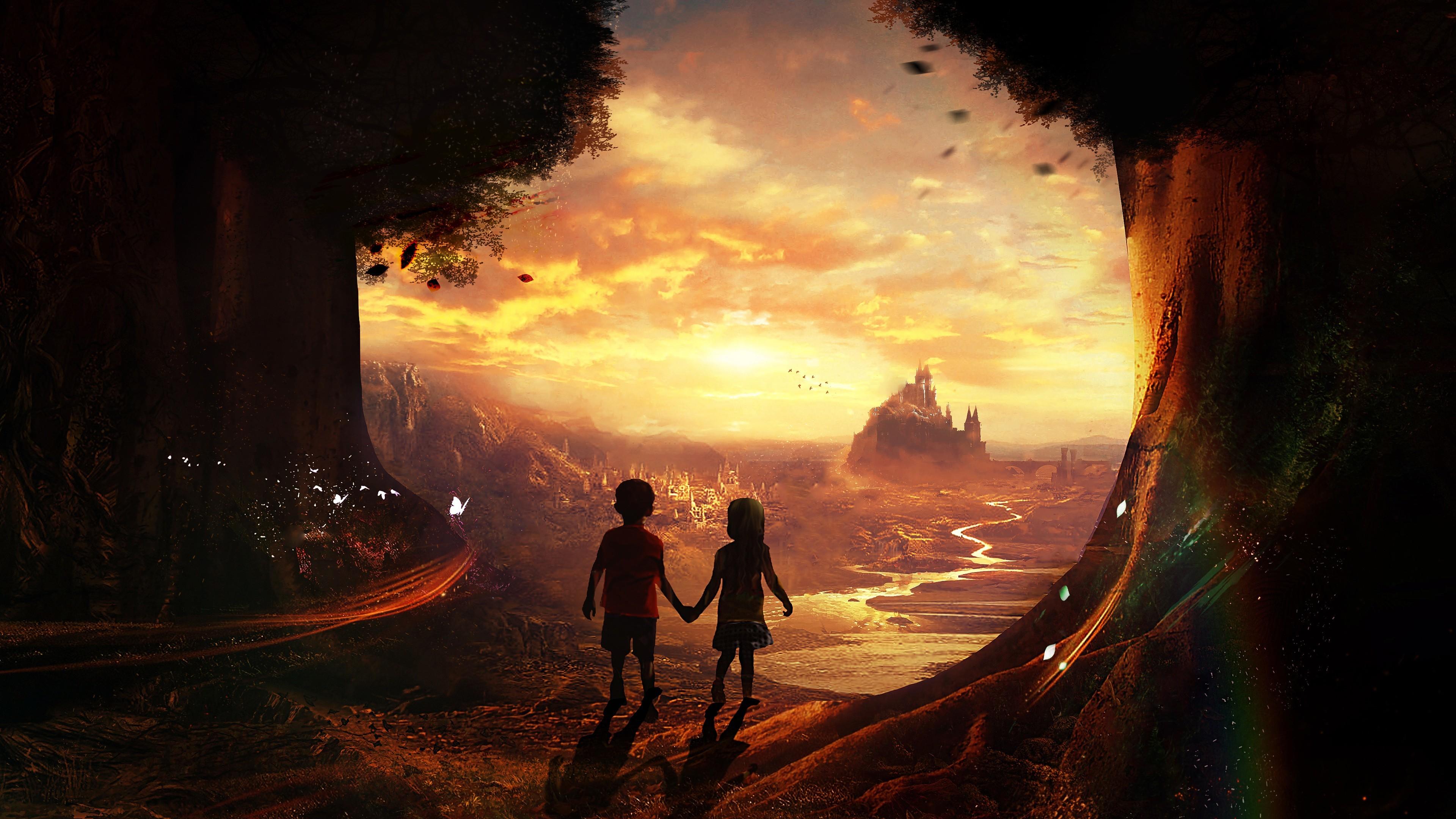Fantasy World Wallpaper 79 Images