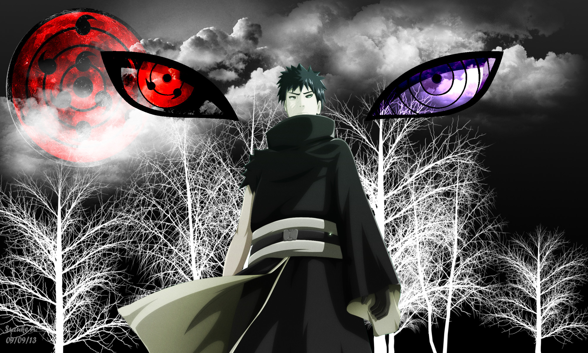 Obito Wallpaper HD 79 Images