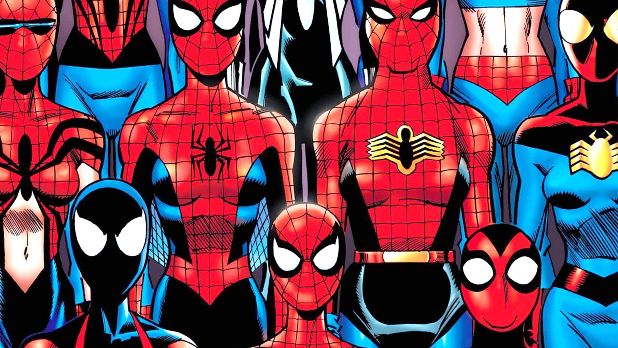 2560x1440 Spider Man Wallpapers Deadpool And Spiderman Gallery Image Mrfab