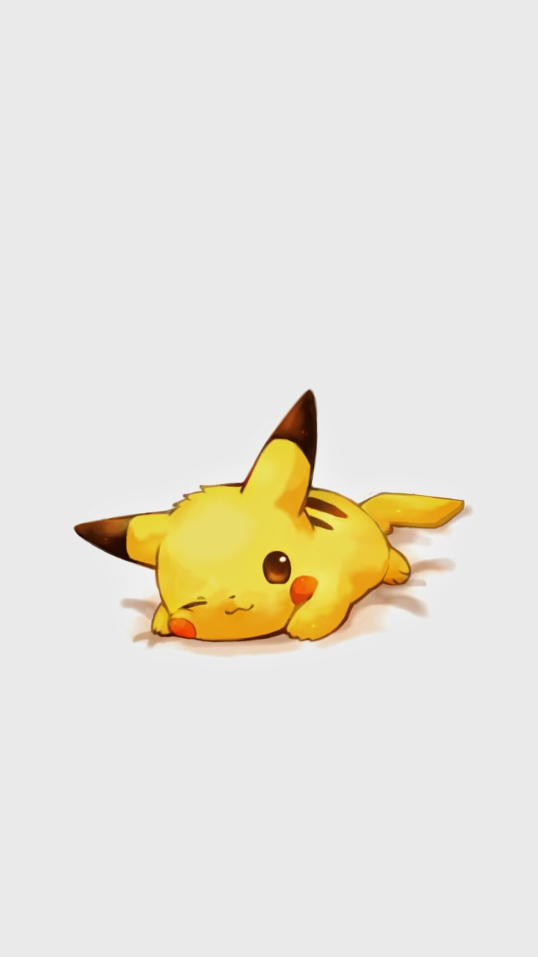 1080x1920 Tap image for more funny cute Pikachu wallpaper! Pikachu - @mobile9 |  Wallpapers for iPhone 5/5s/5c, iPhone 6 & 6 plus #pokemon #anime