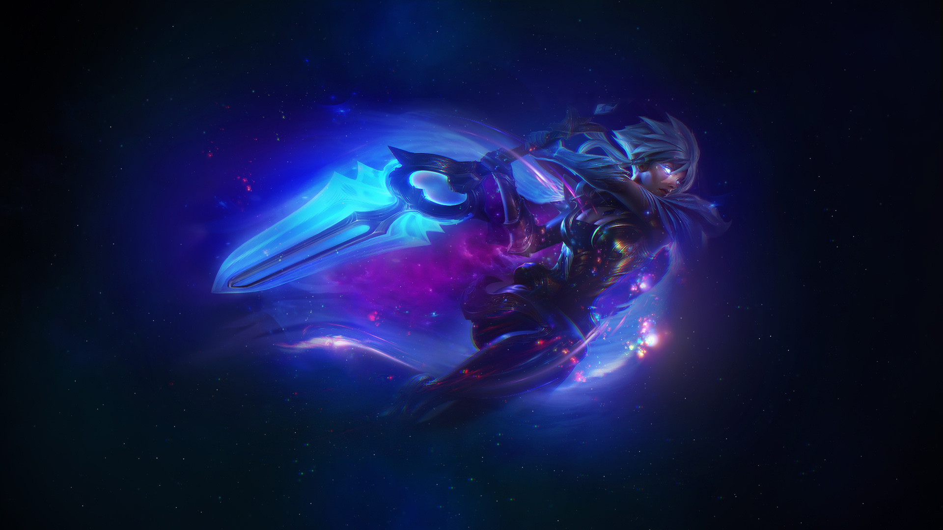1920x1080 Dawnbringer Riven by syraelx HD Wallpaper Background Fan Art Artwork League  of Legends lol