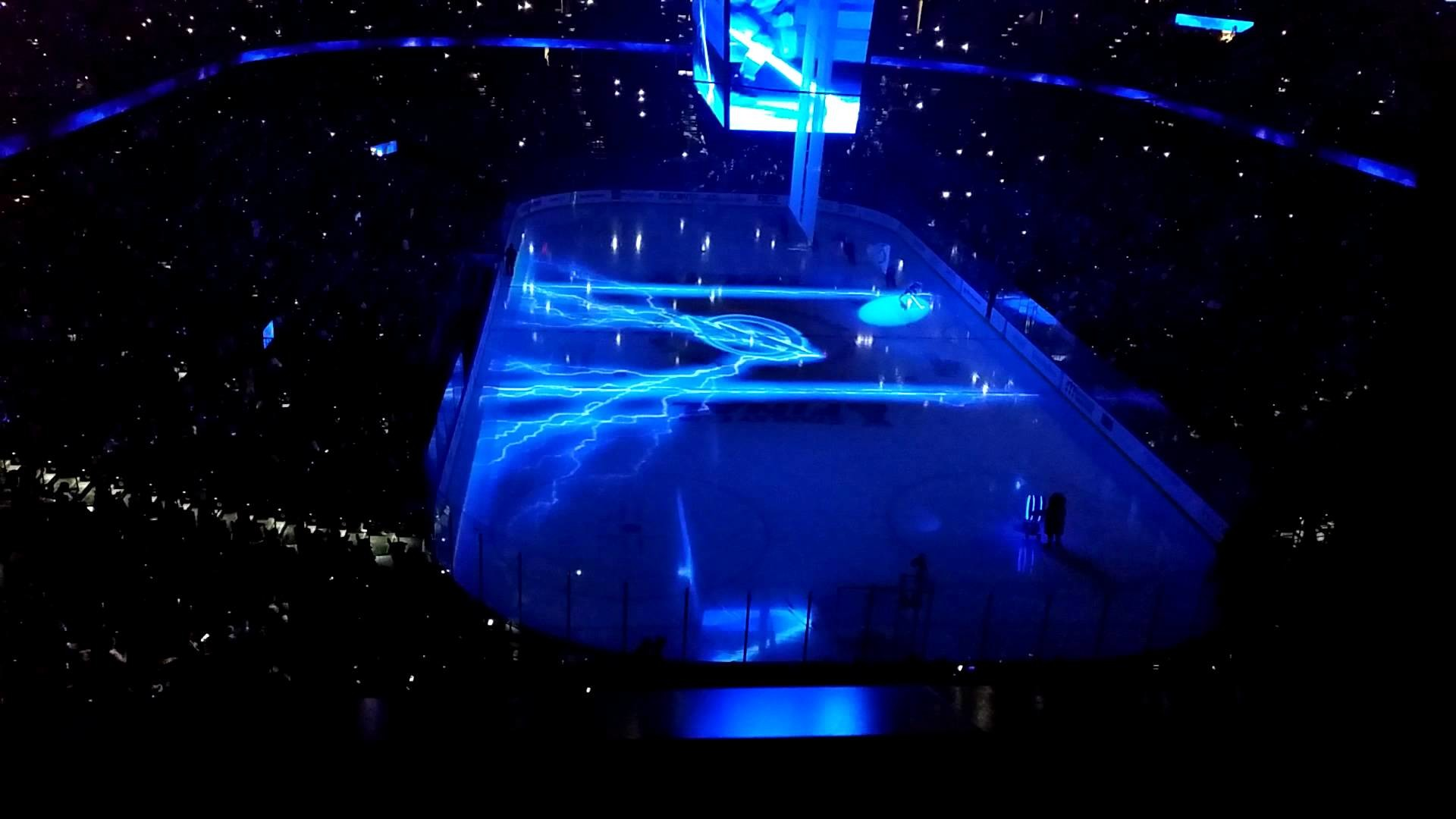 1920x1080 Tampa Bay Lightning Stanley Cup Finals Game 1 Intro