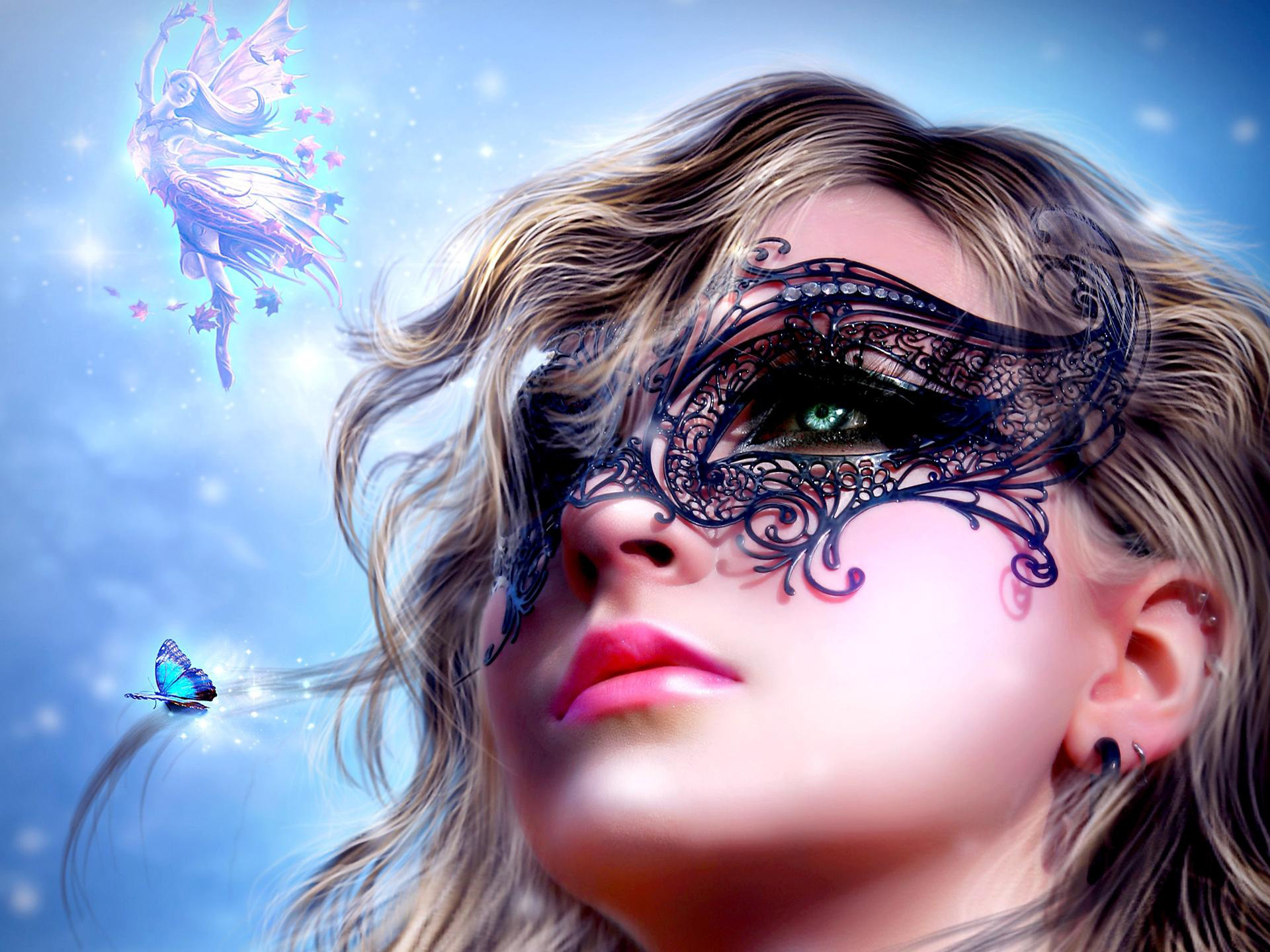 3d girly wallpaper 64 images - 3d fantasy wallpaper ...