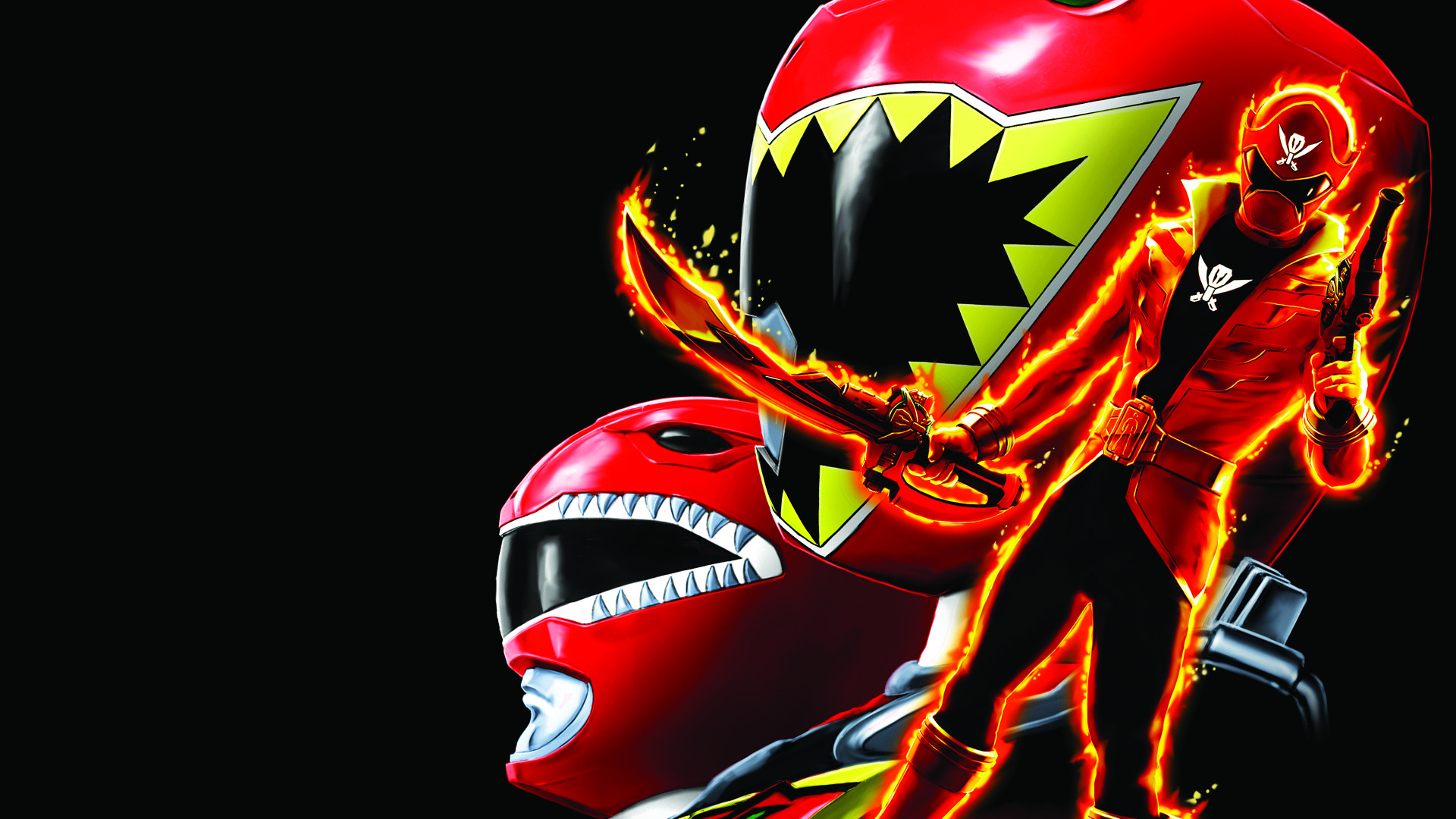 Power Rangers Dino Charge Wallpaper (83+ images)