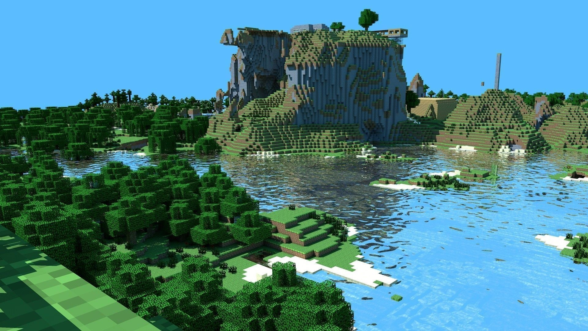 Minecraft Epic Wallpaper 79 Images