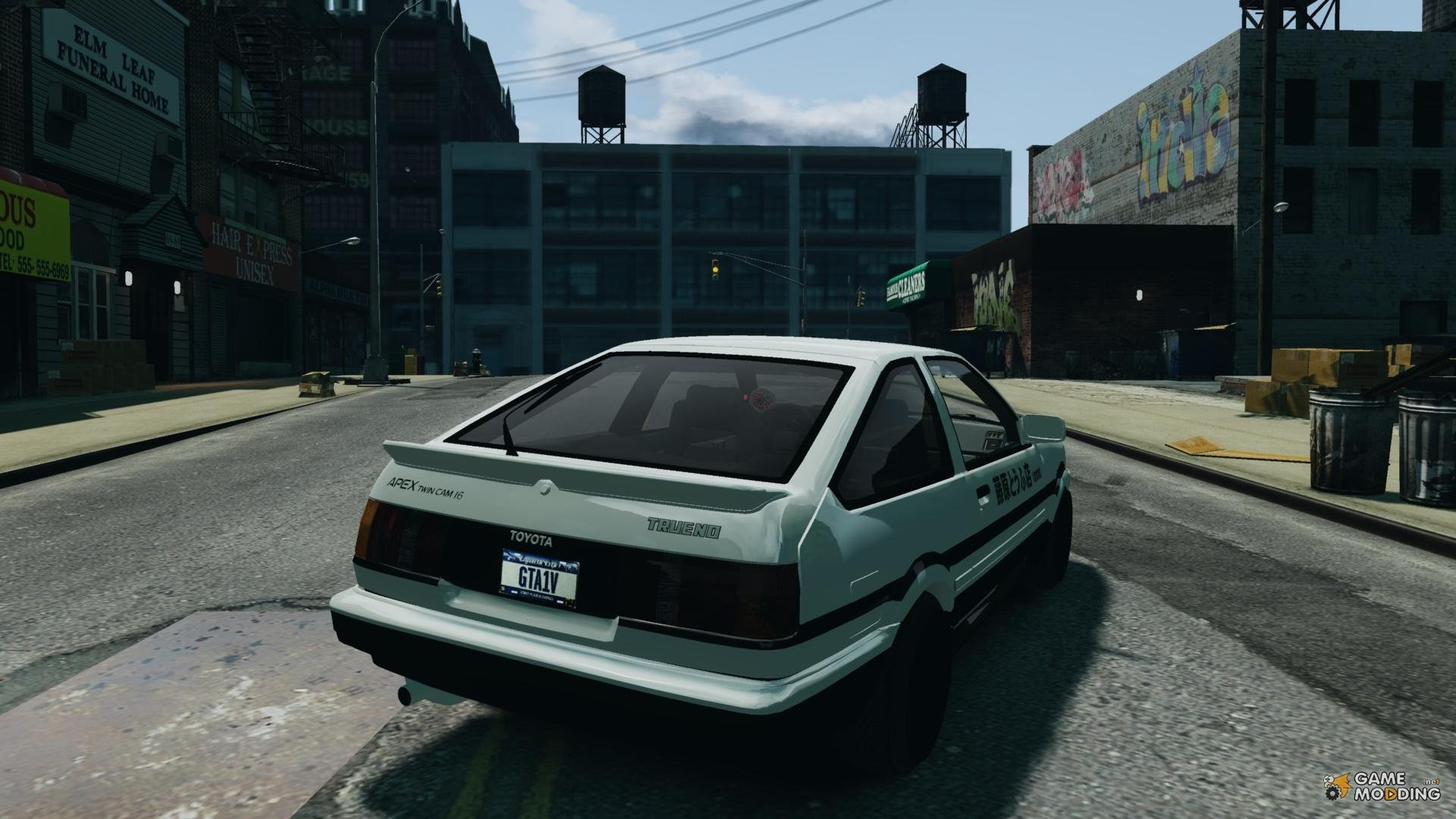 Toyota ae86 wallpapers 68 images - Initial d wallpaper 1920x1080 ...