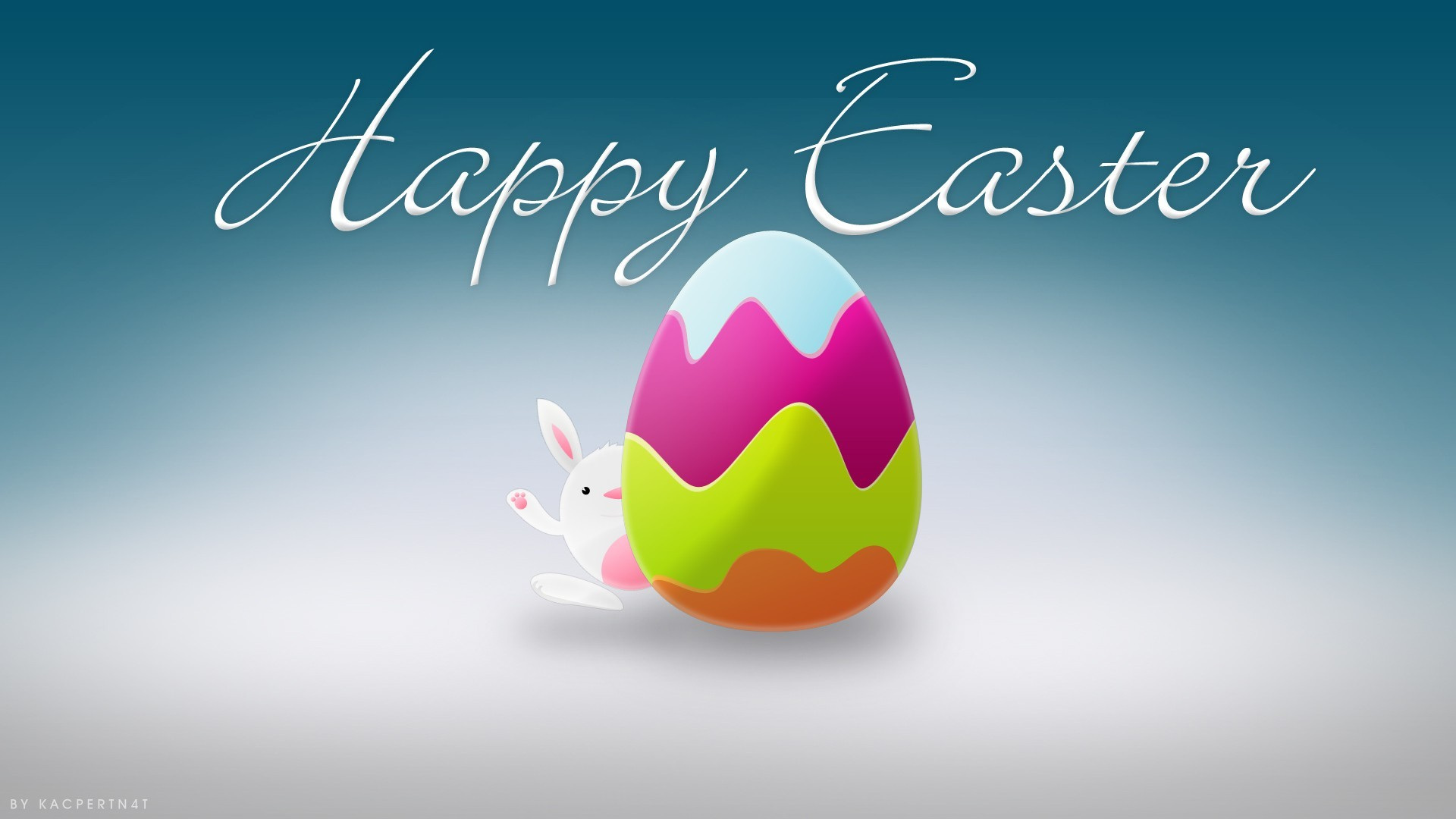 1920x1080 Happy Easter Day 2013 HD Wallpaper