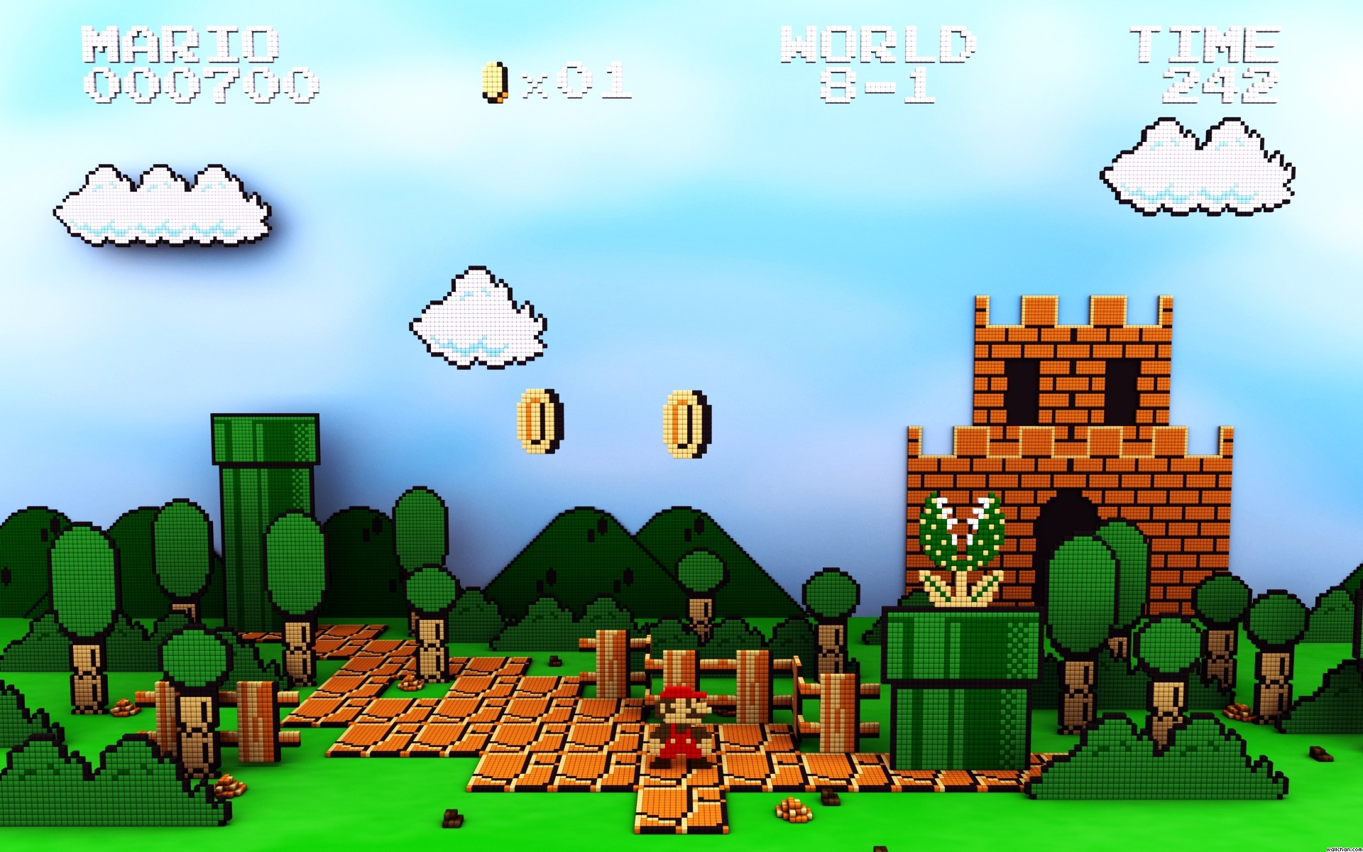 super mario bros live wallpaper kamos wallpaper