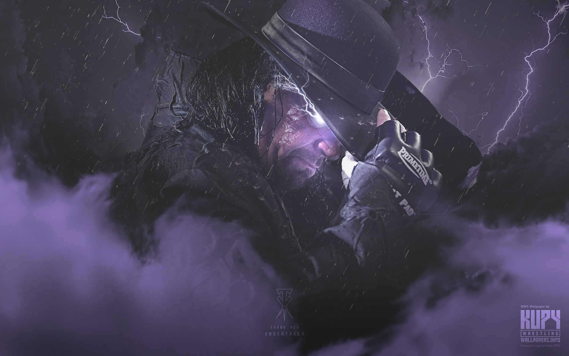 1920x1080 WWE Undertaker Wallpaper 2016 By LastBreathGFX