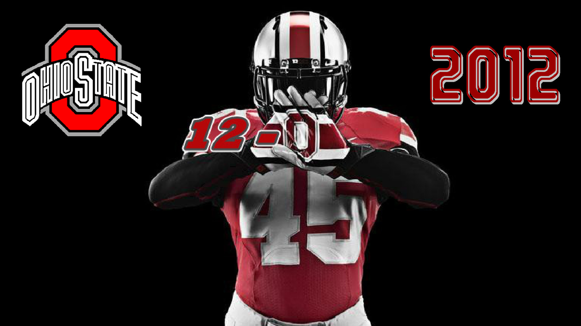 1920x1080 ... OHIO STATE 12-0 2012 by Bucks7T2