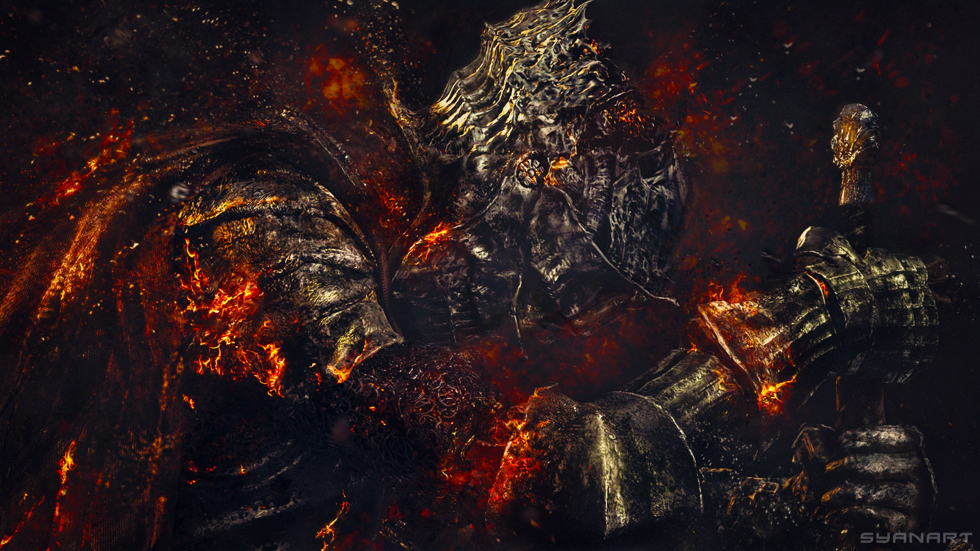 Dark Souls 4k Wallpaper 65 Images