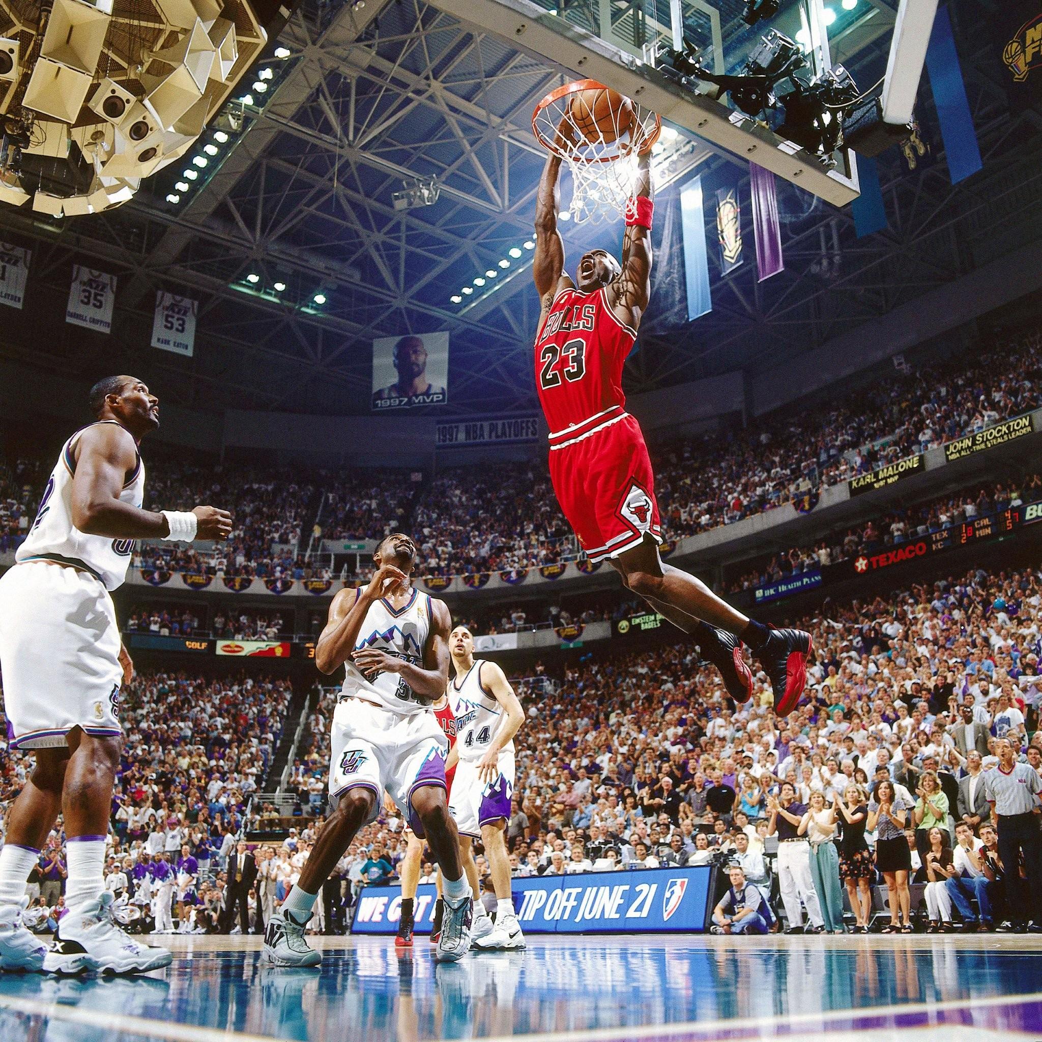 Michael Jordan Dunk Wallpaper (64+ Images