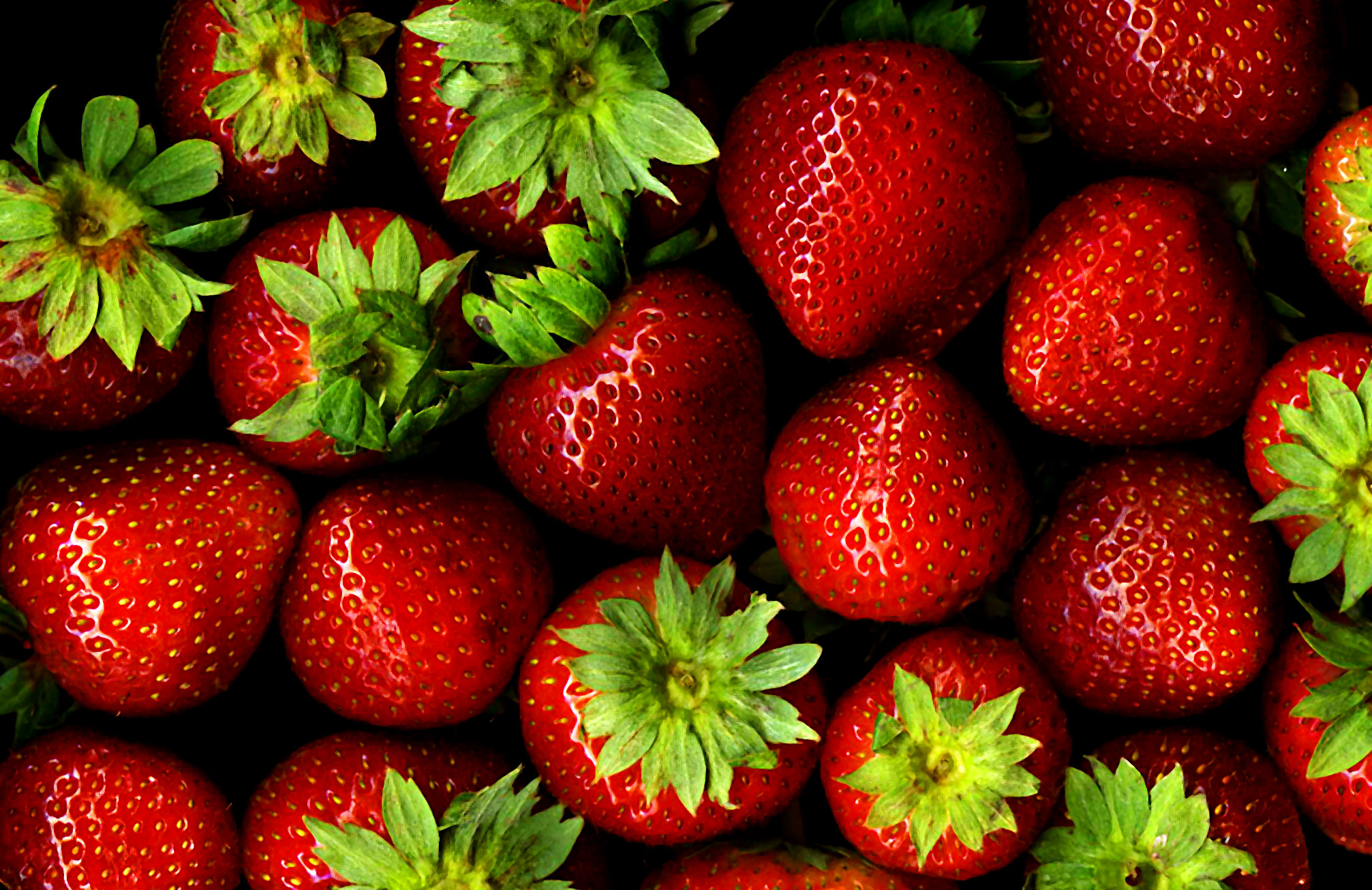 2013x1305 Strawberries images Juicy Red Strawberries ♡ HD wallpaper and background  photos