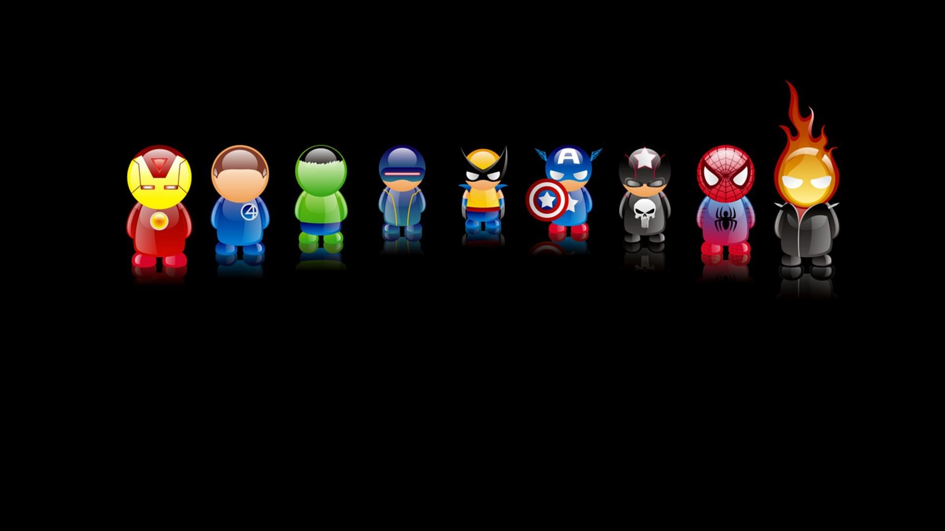 Minimalist marvel wallpaper 77 images - Avengers superhero wallpaper ...