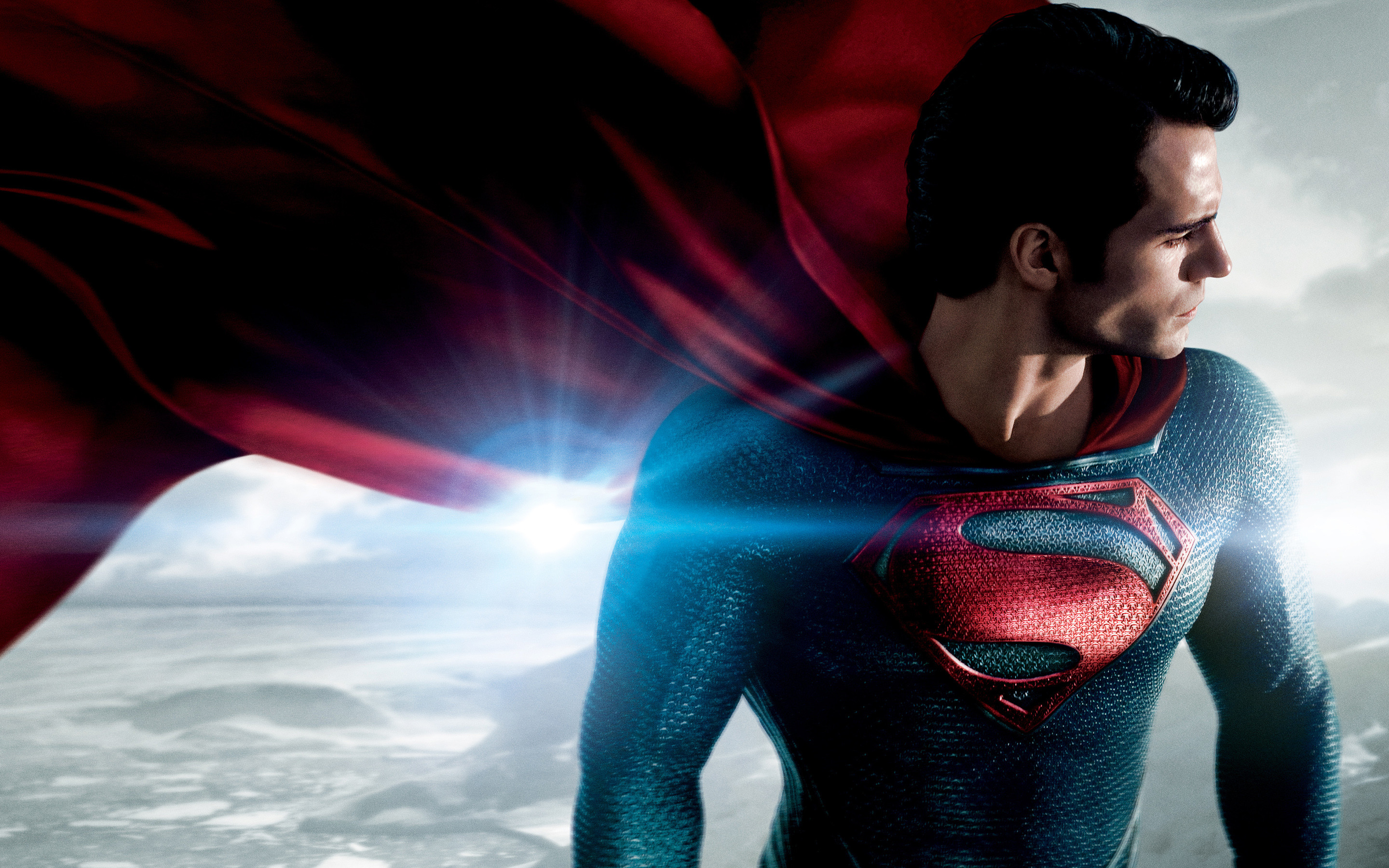 2880x1800 Superman with Logo HD Photo Wallpaper Amazing Wallpaperz 1600×1200 Superman Logo  Wallpaper | Adorable Wallpapers | Wallpapers | Pinterest | Superman logo ...