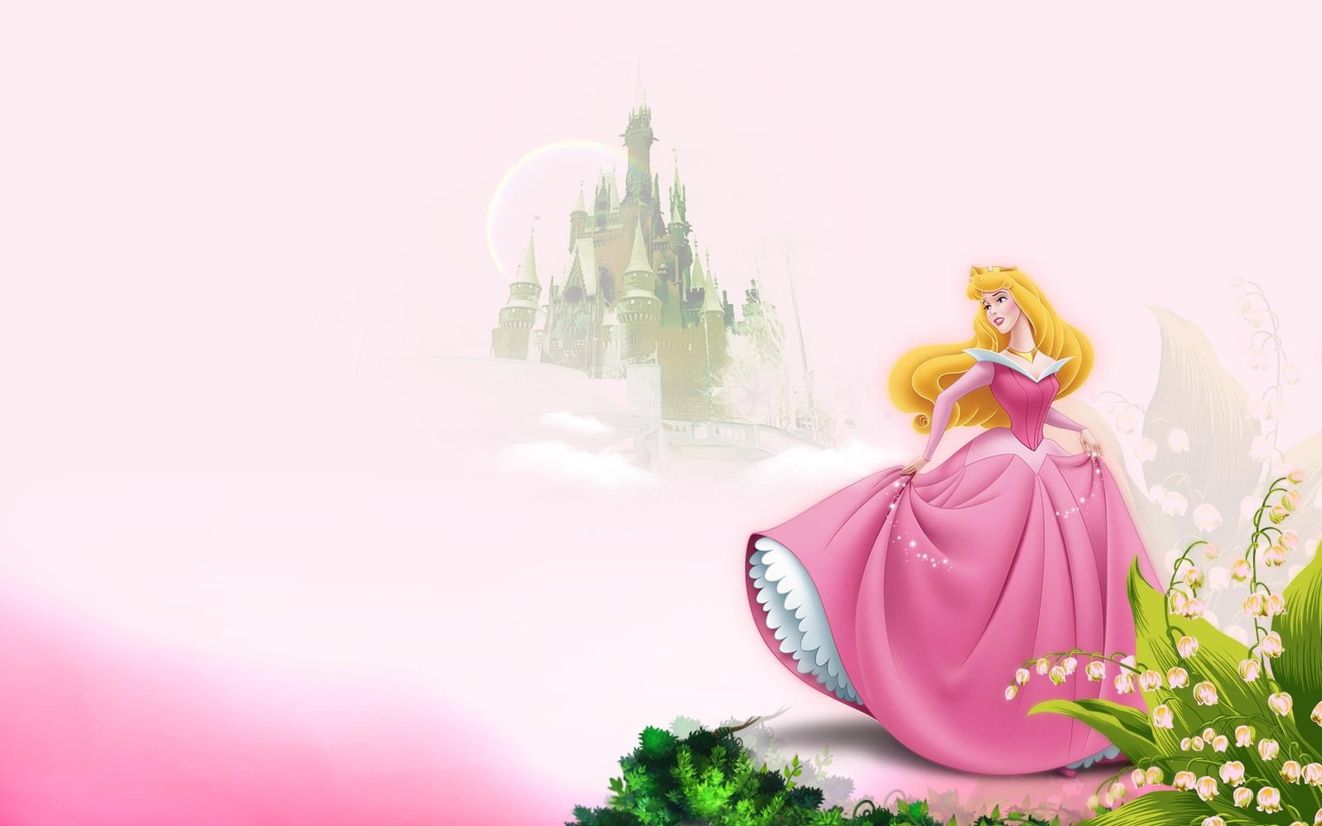 1920x1200 Disney Princess Wallpaper