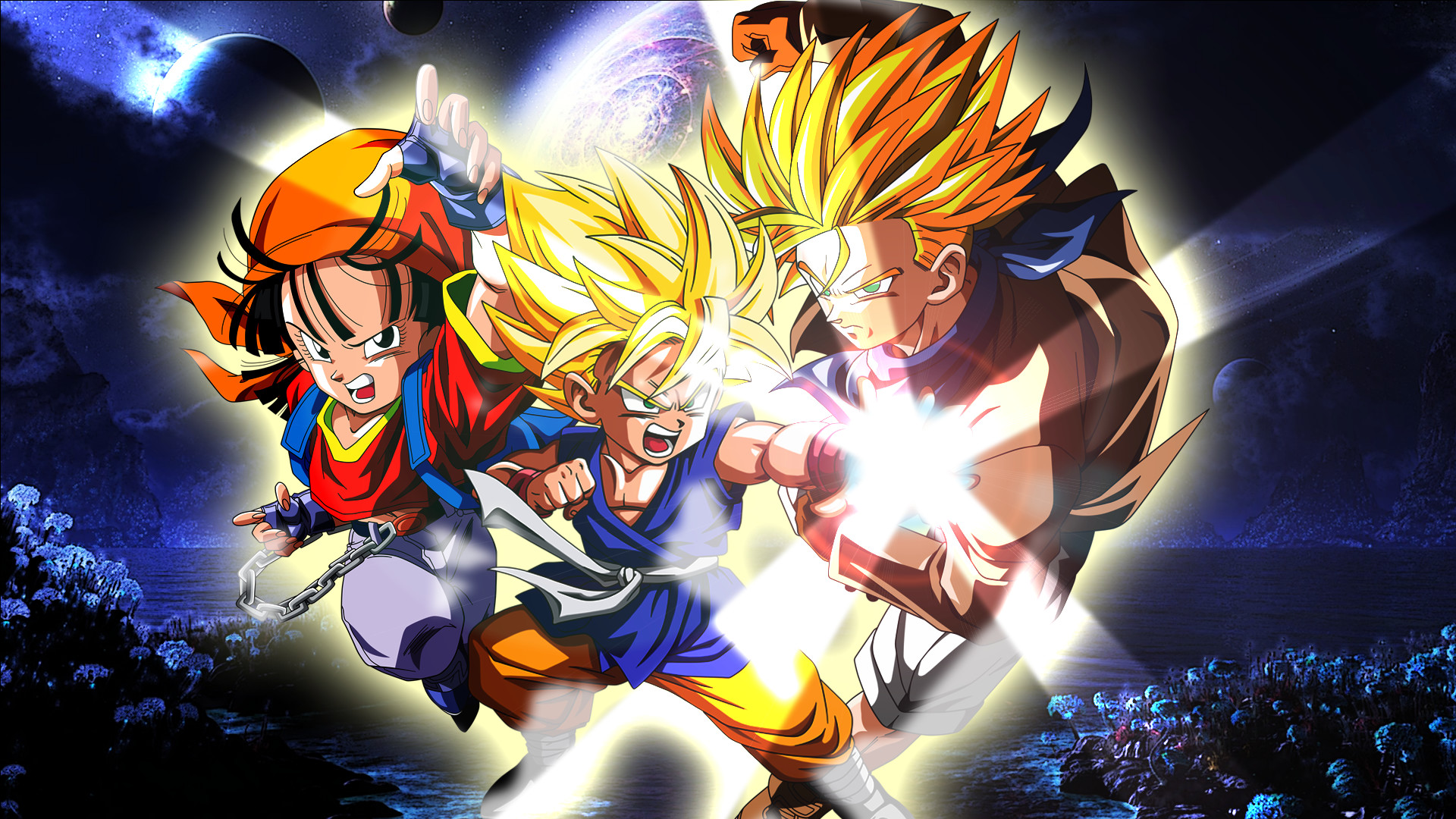 Bs To Dragonball Gt