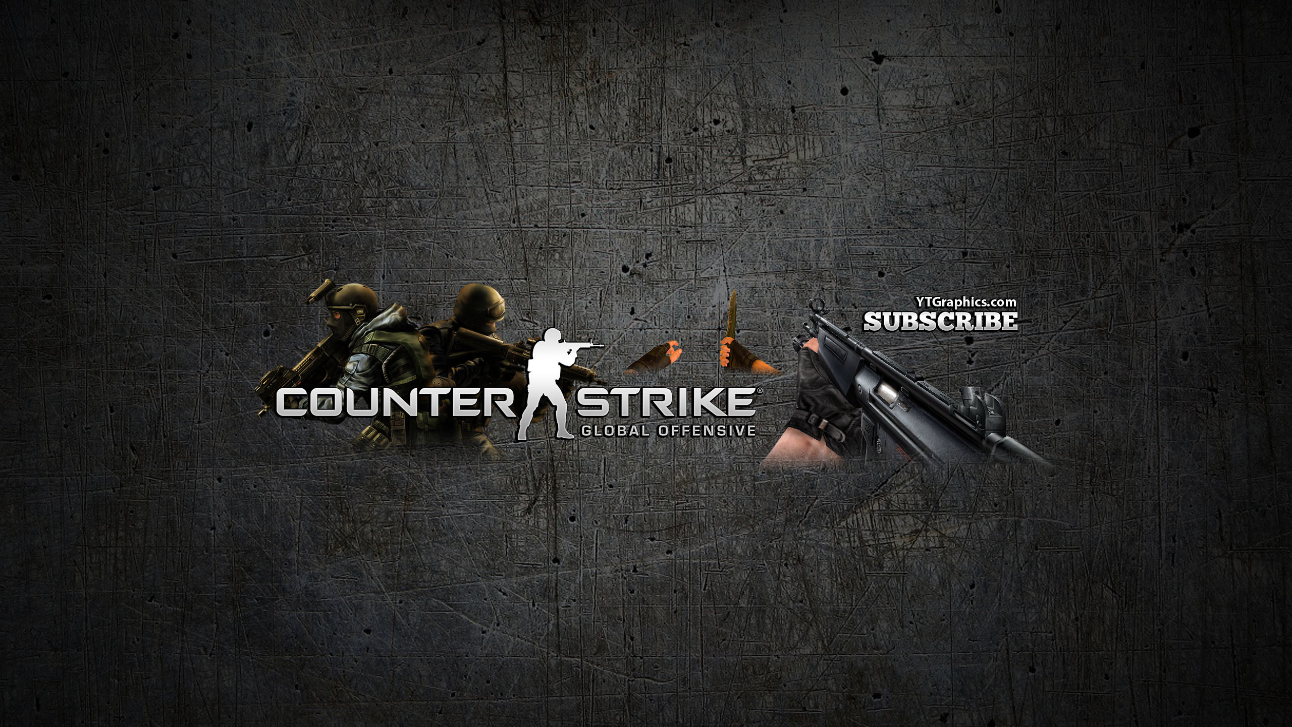 2560x1440 Cs Go Youtube Banner wallpaper - 1407821