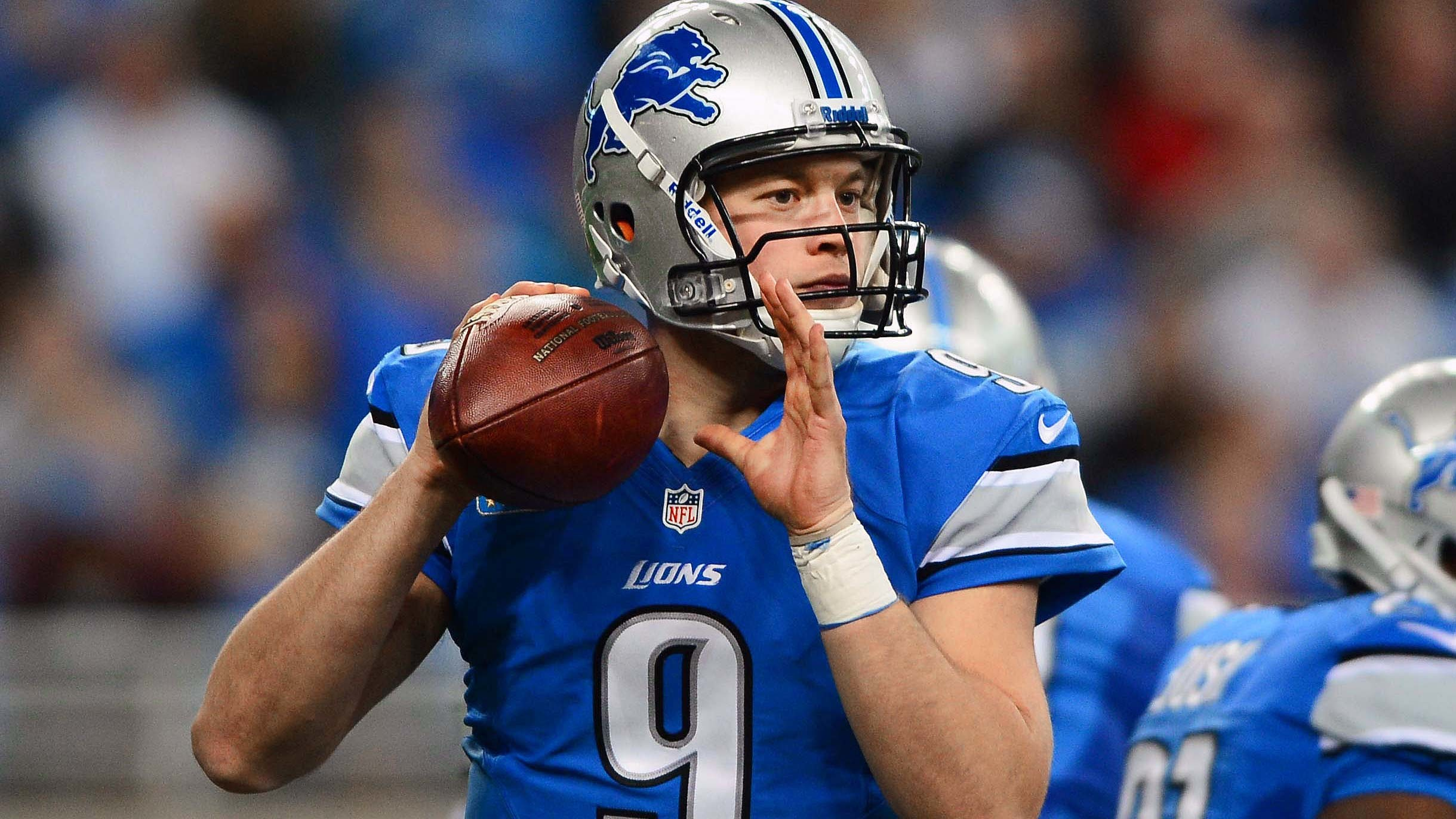 2439x1372 Images For > Matthew Stafford Throwing