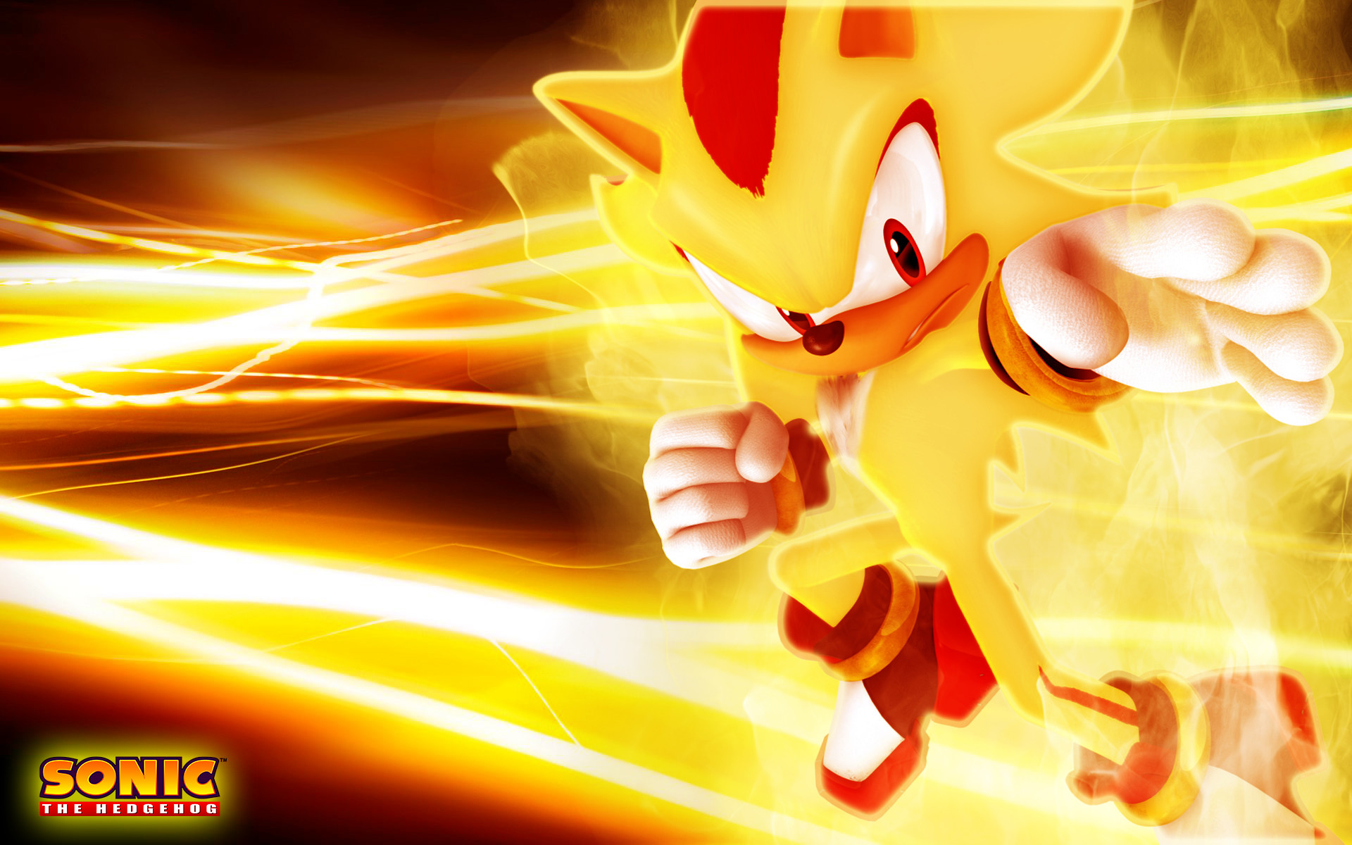1920x1200 Super Sonic Beautiful Wallpapers
