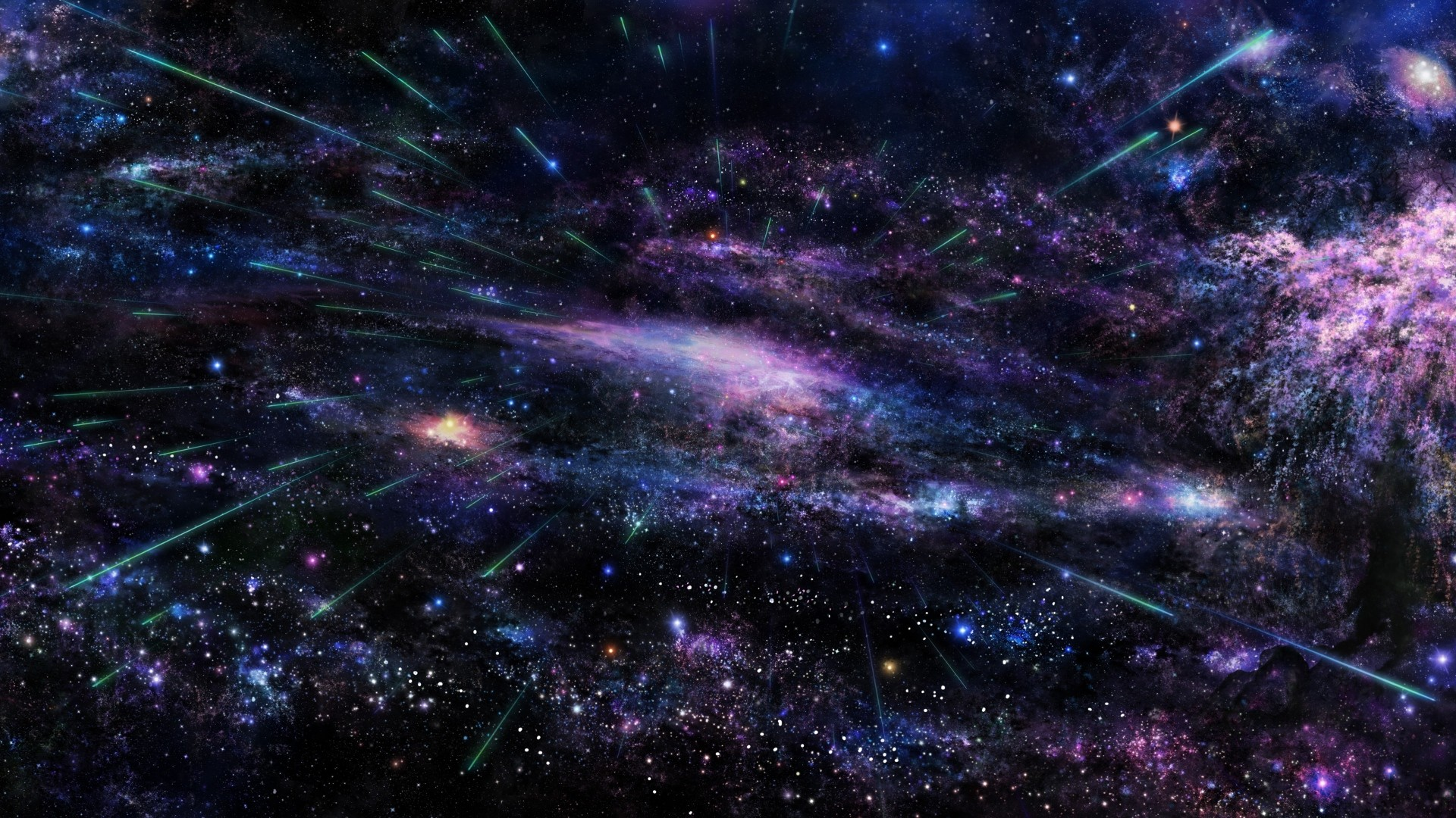 Trippy Space Wallpaper 67 Images