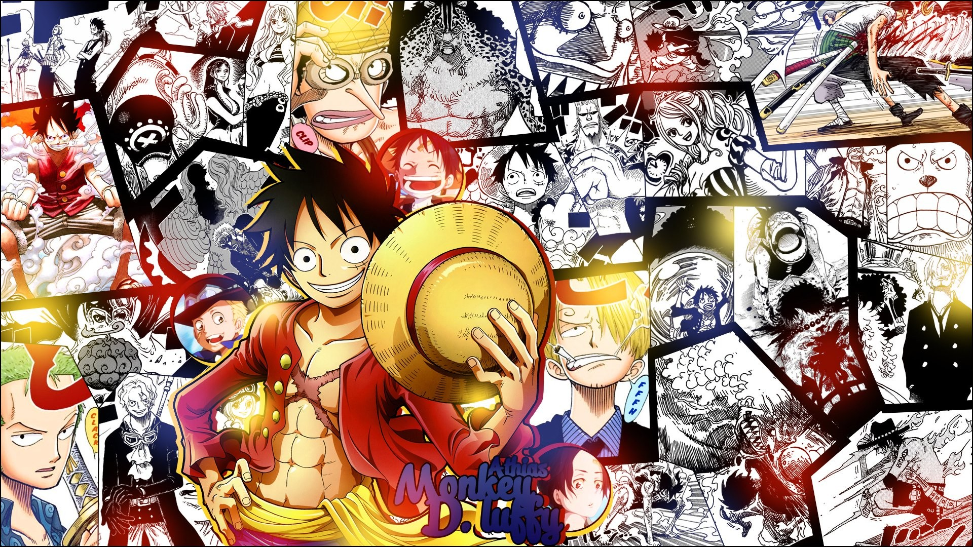 One piece nami wallpaper 72 images - One piece wallpaper hd ...