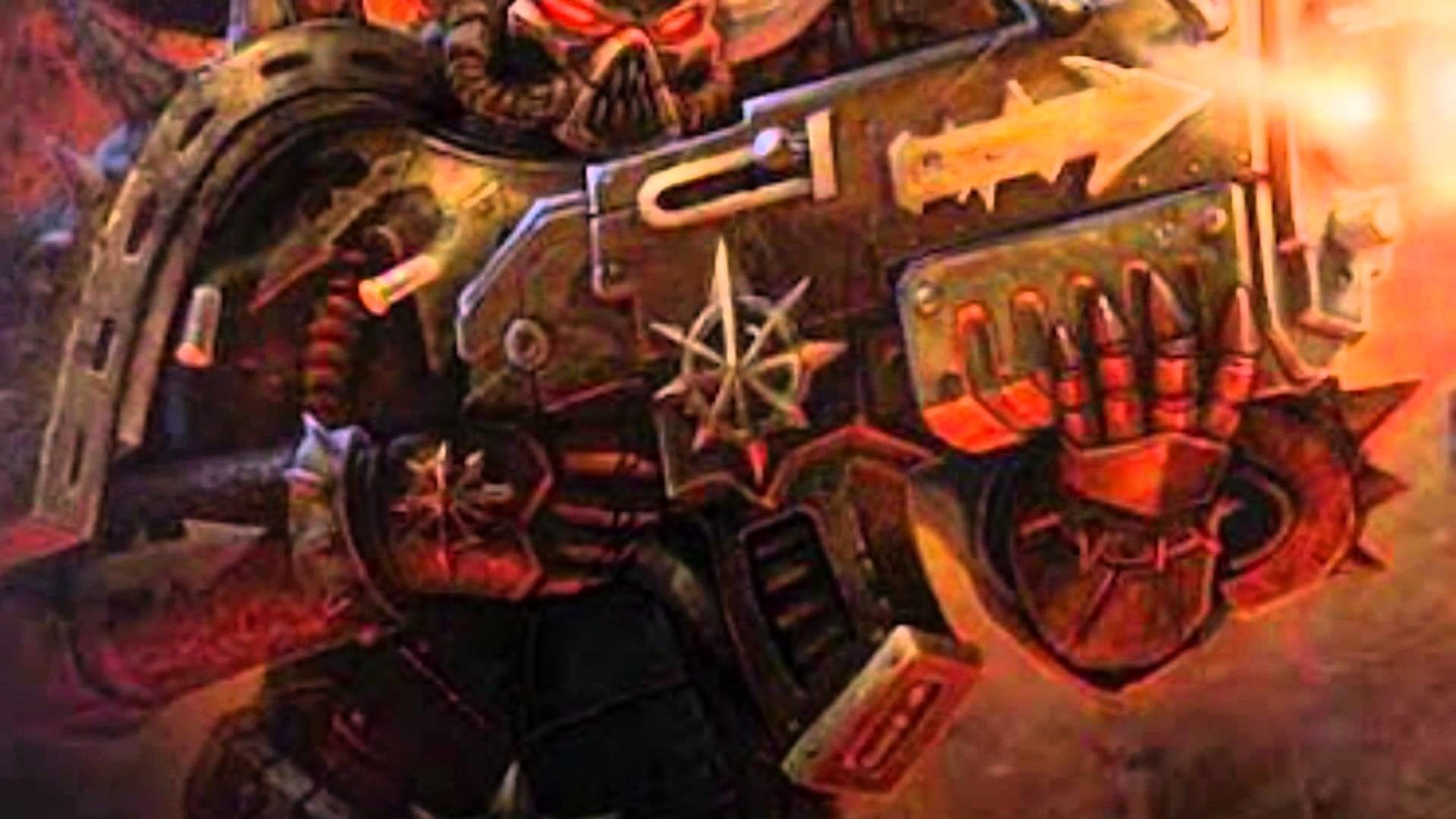 1920x1080 CHAOS SPACE MARINES BLACK LEGION TRIBUTE