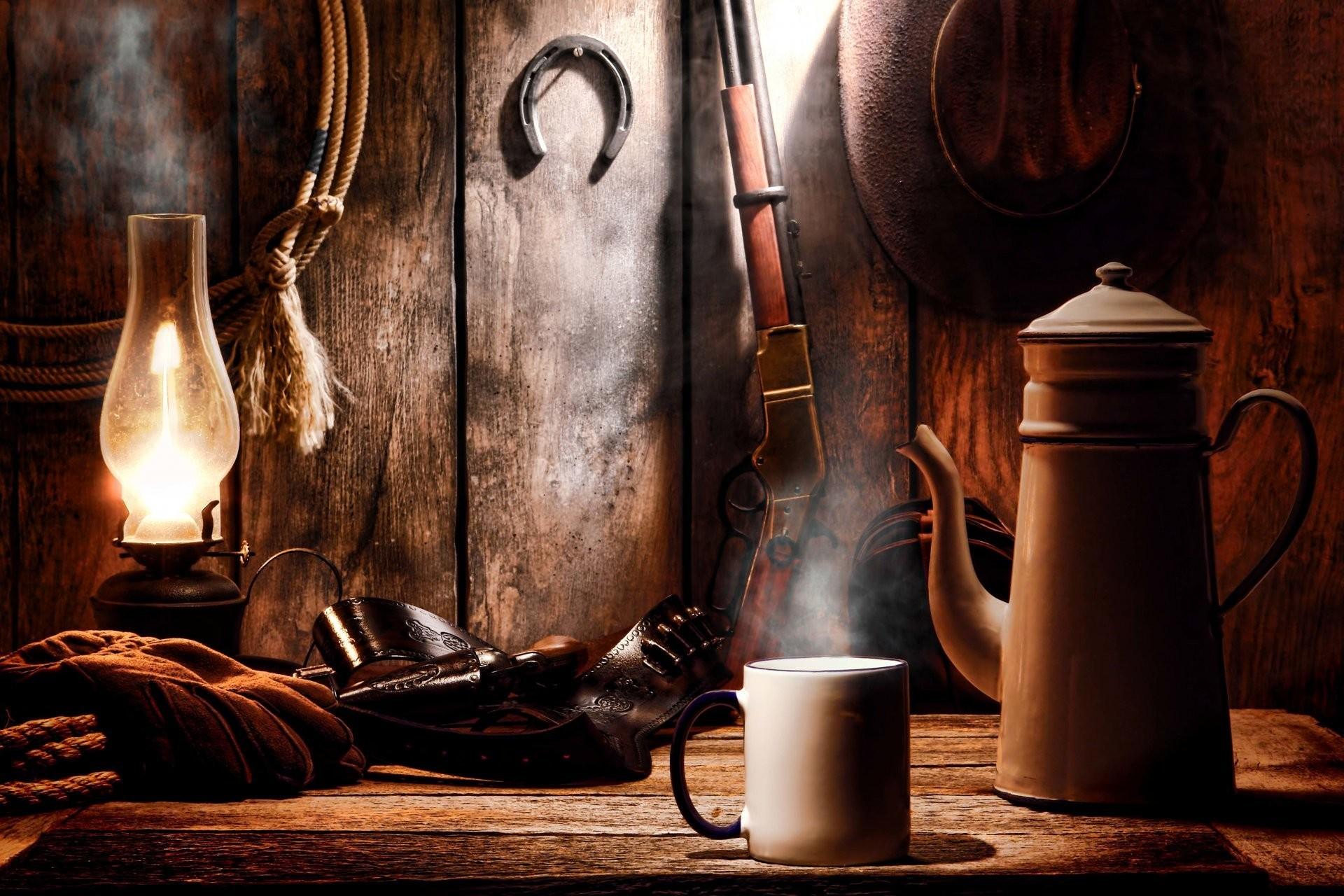 Western Cowboy Wallpap...