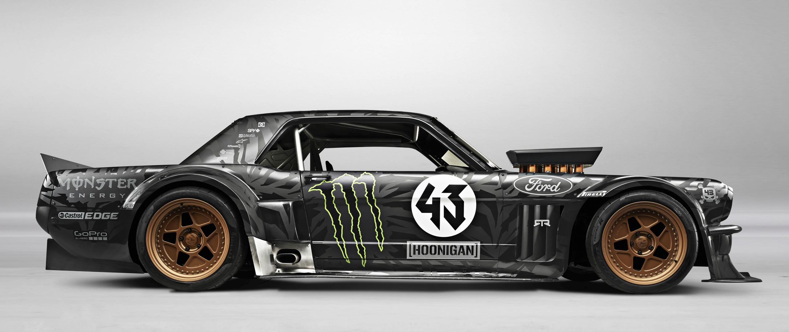 Hoonigan Mustang Video