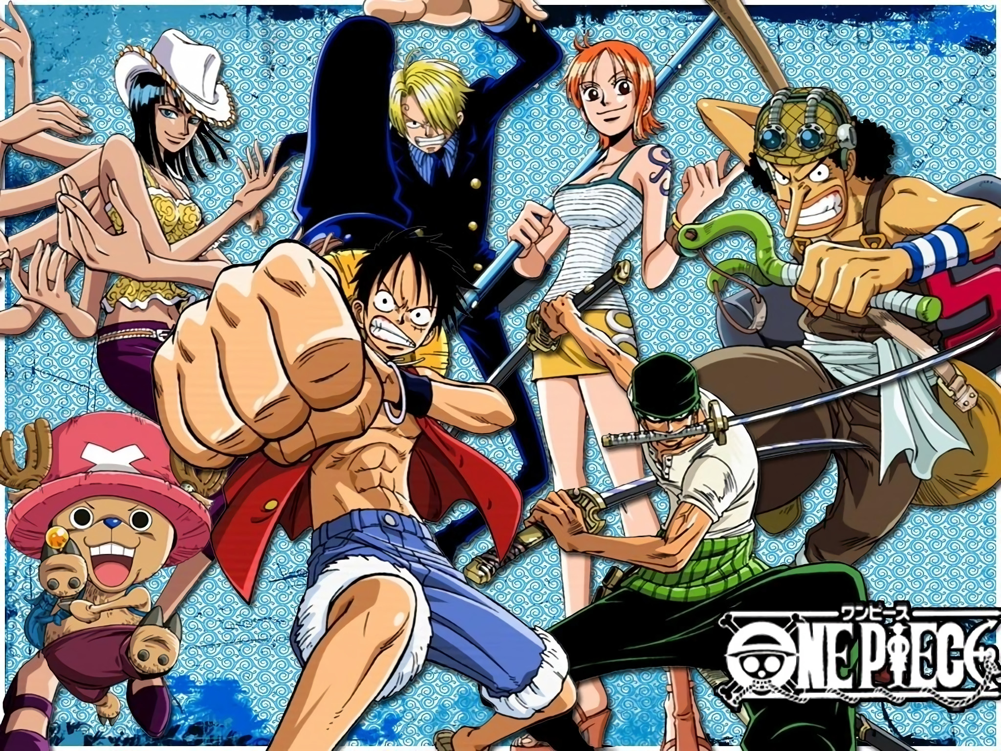 2048x1536 HD Wallpaper | Background ID:47374.  Anime One Piece. 300 Like.  Favorite