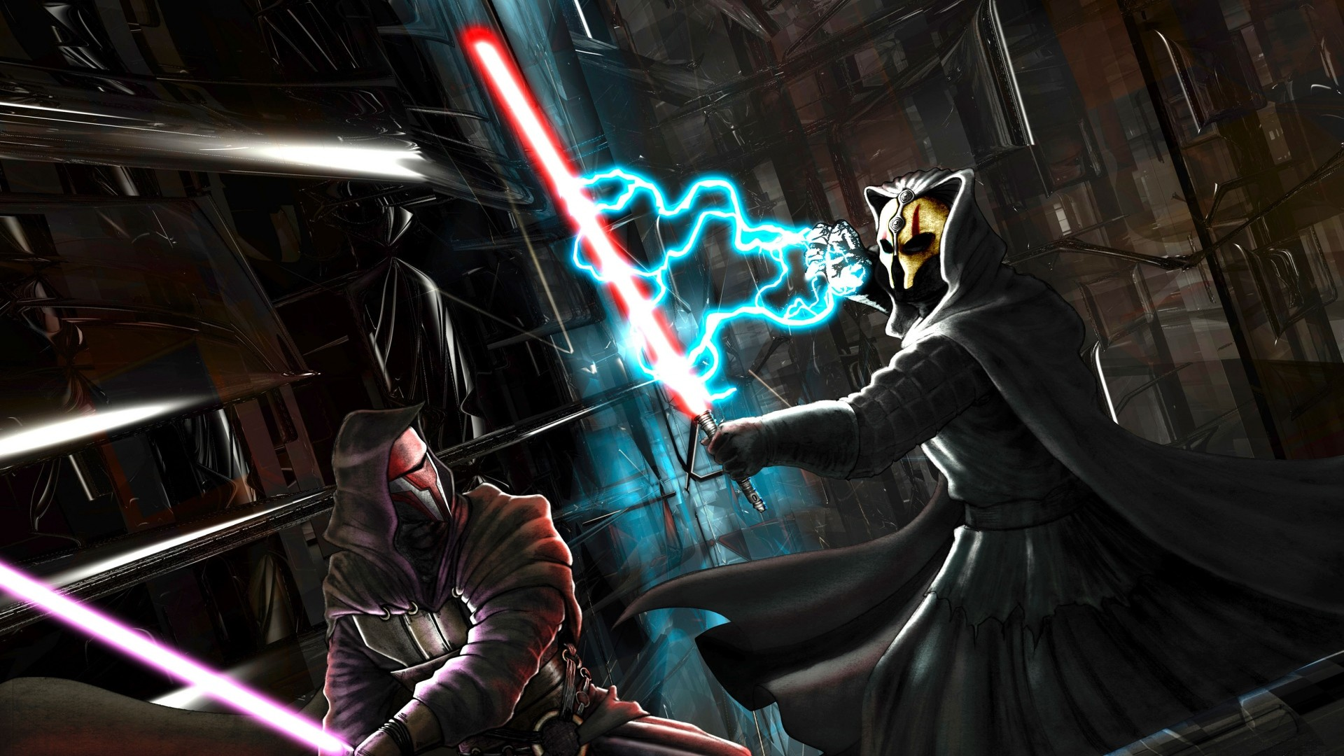 1920x1080  Wallpaper star wars, knights of the old republic, darth revan,  darth nihilus