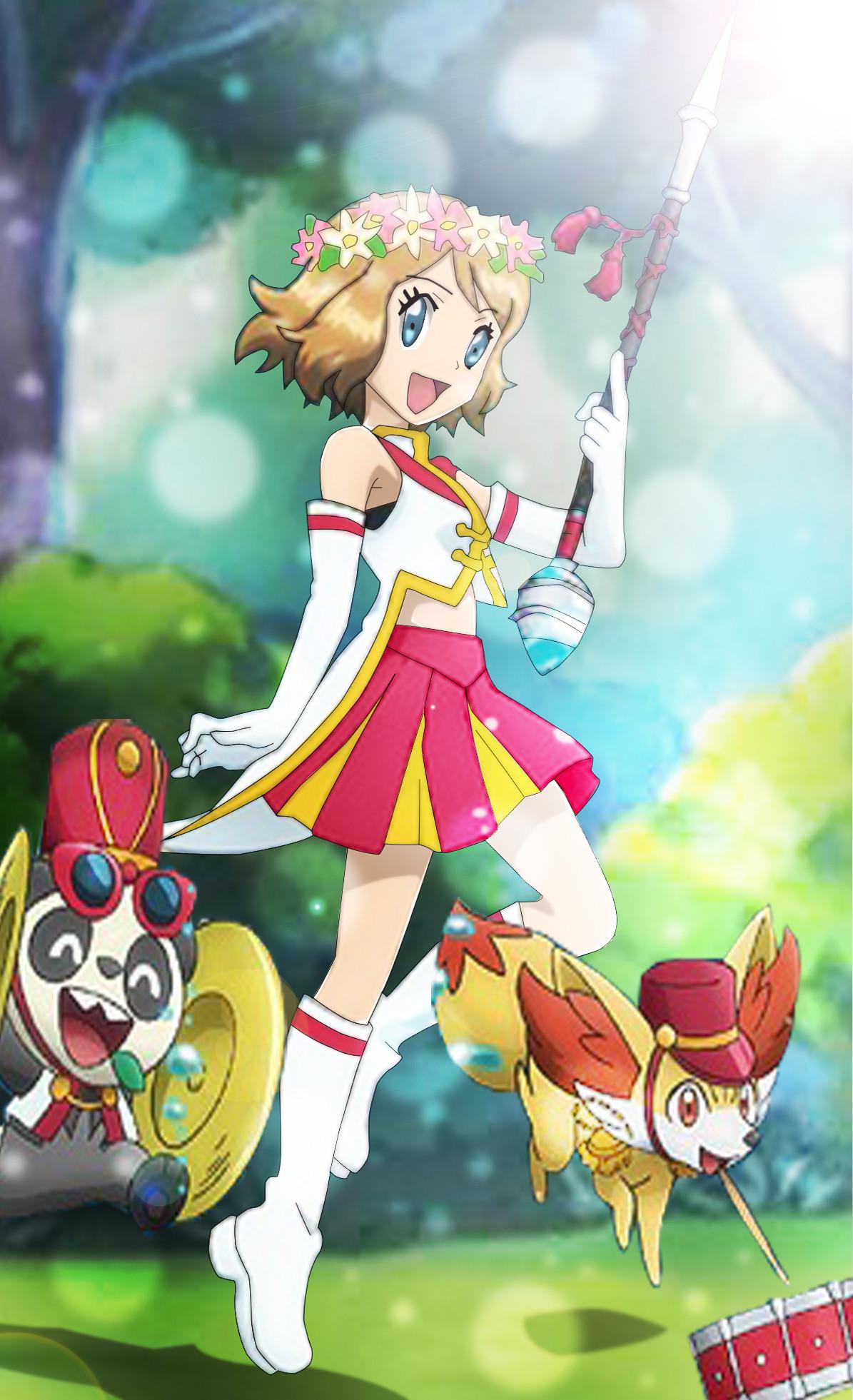 427 best images about Pokemon Serena on Pinterest |Pokemon Serena Gts