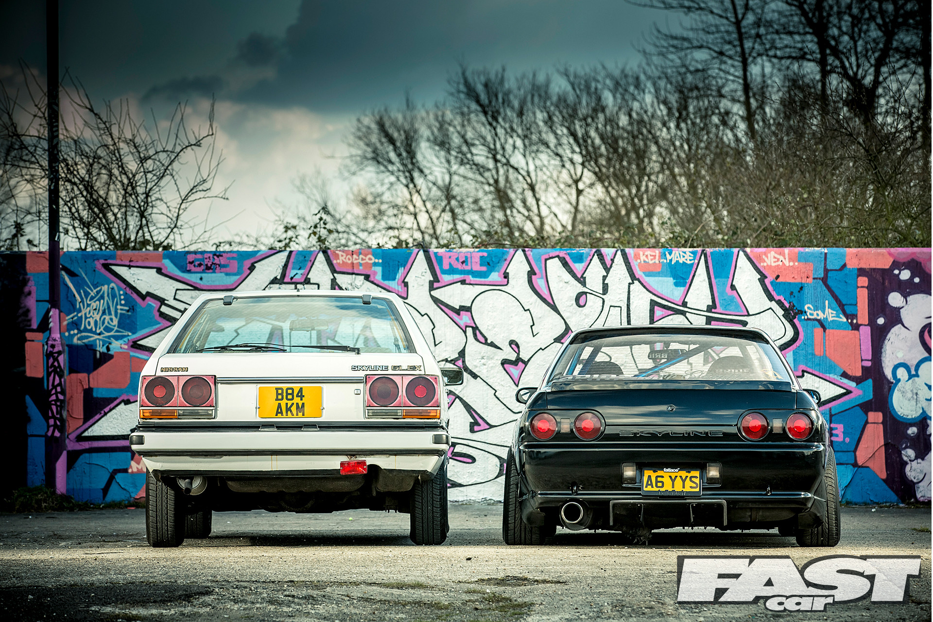 1920x1280 Nissan Skyline R32 wallpaper desktop