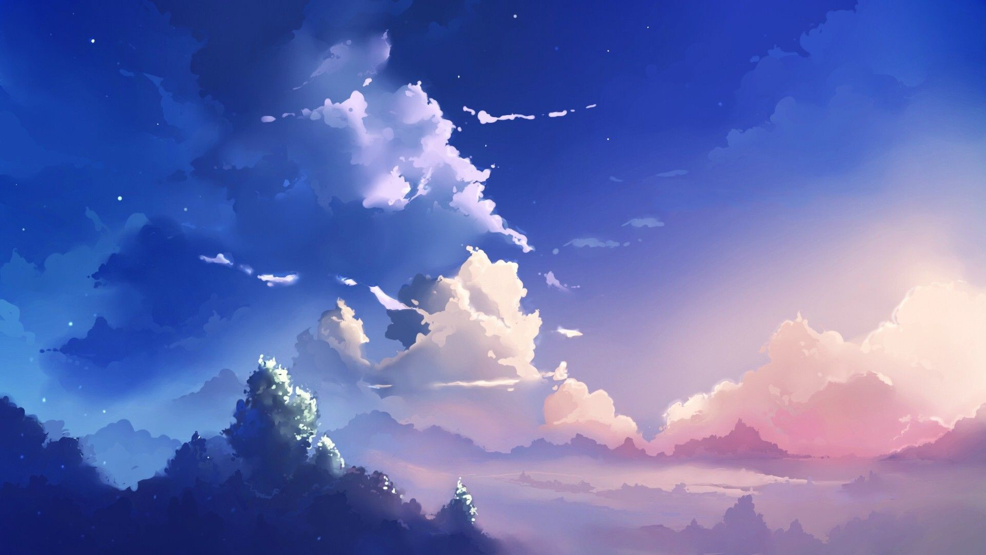 Peaceful Anime Wallpaper 80 Images