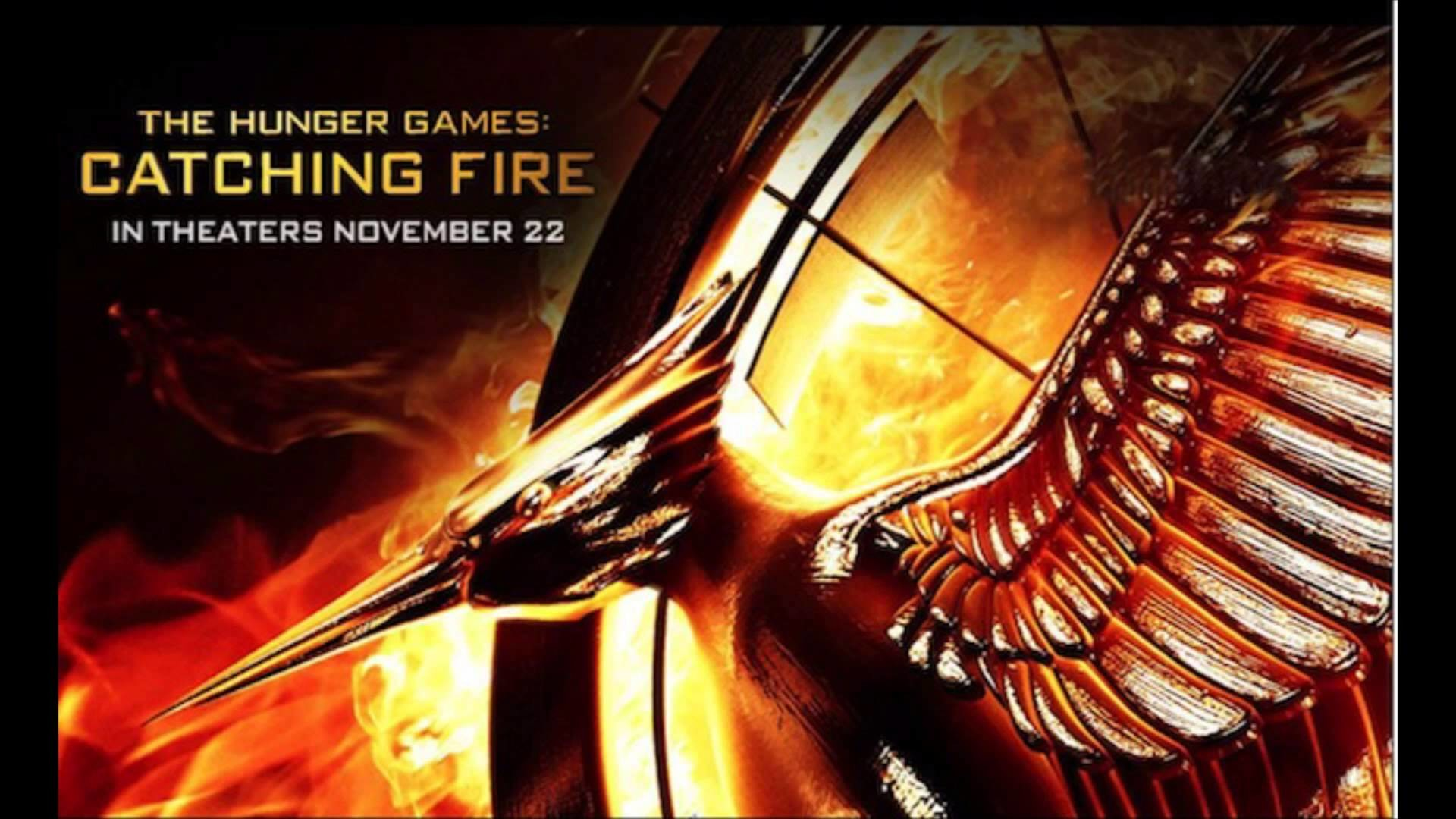 1920x1080 Hunger Games: Catching Fire - Trailer Music: T.T.L. - Beyond Fire - YouTube