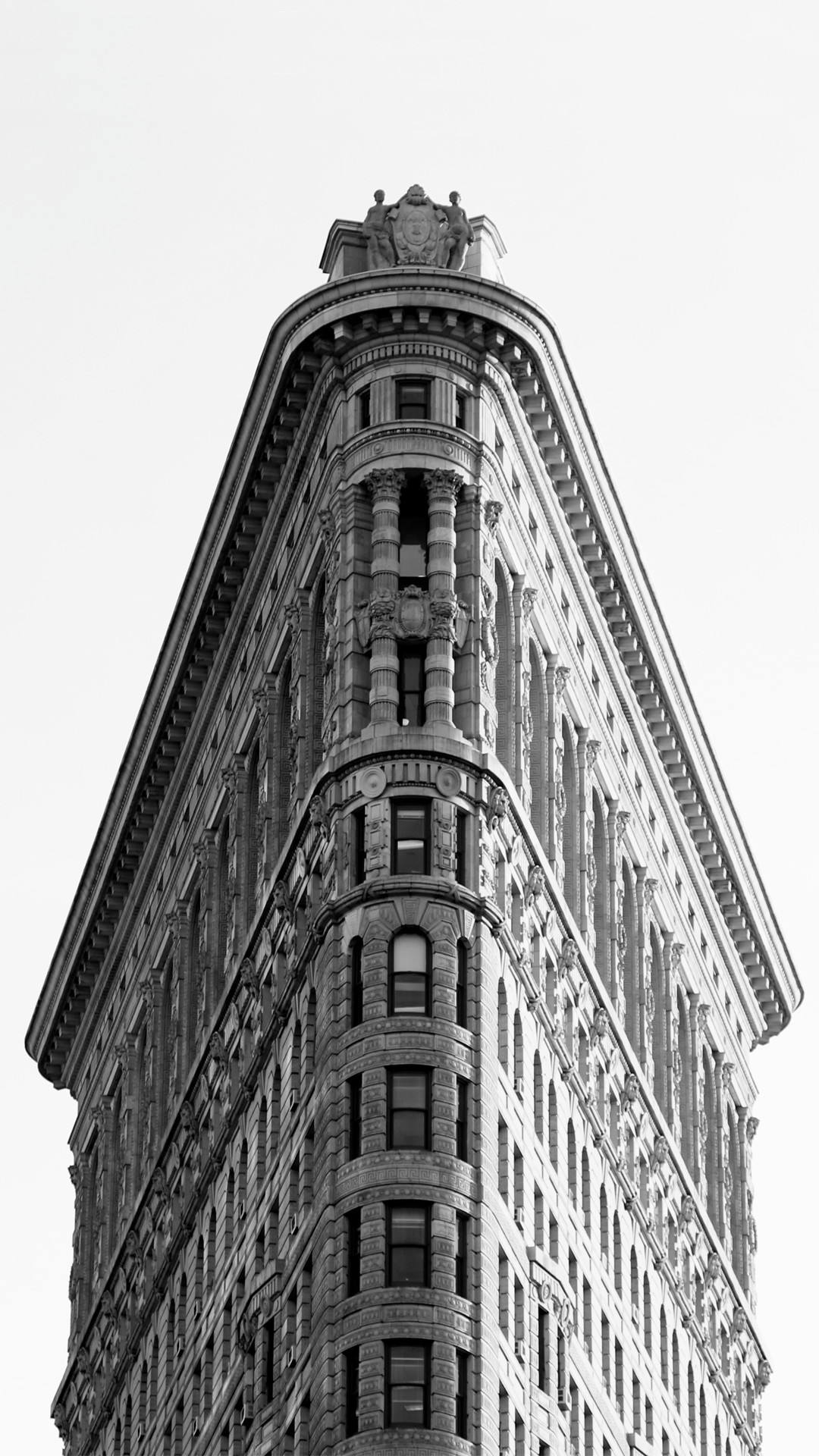 1080x1920 Flatiron Building New York iPhone 6 Plus HD Wallpaper ...