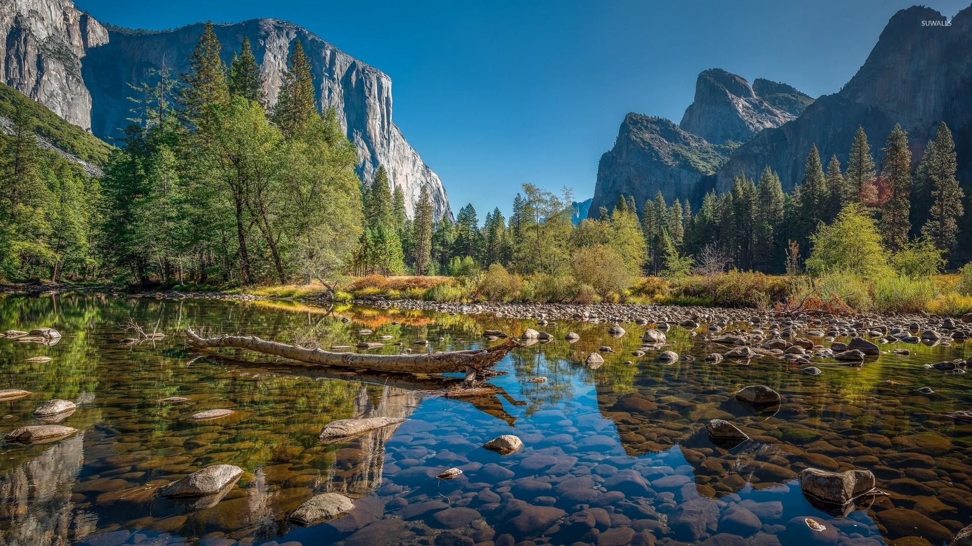 Yosemite National Park Wallpaper Hd 58 Images