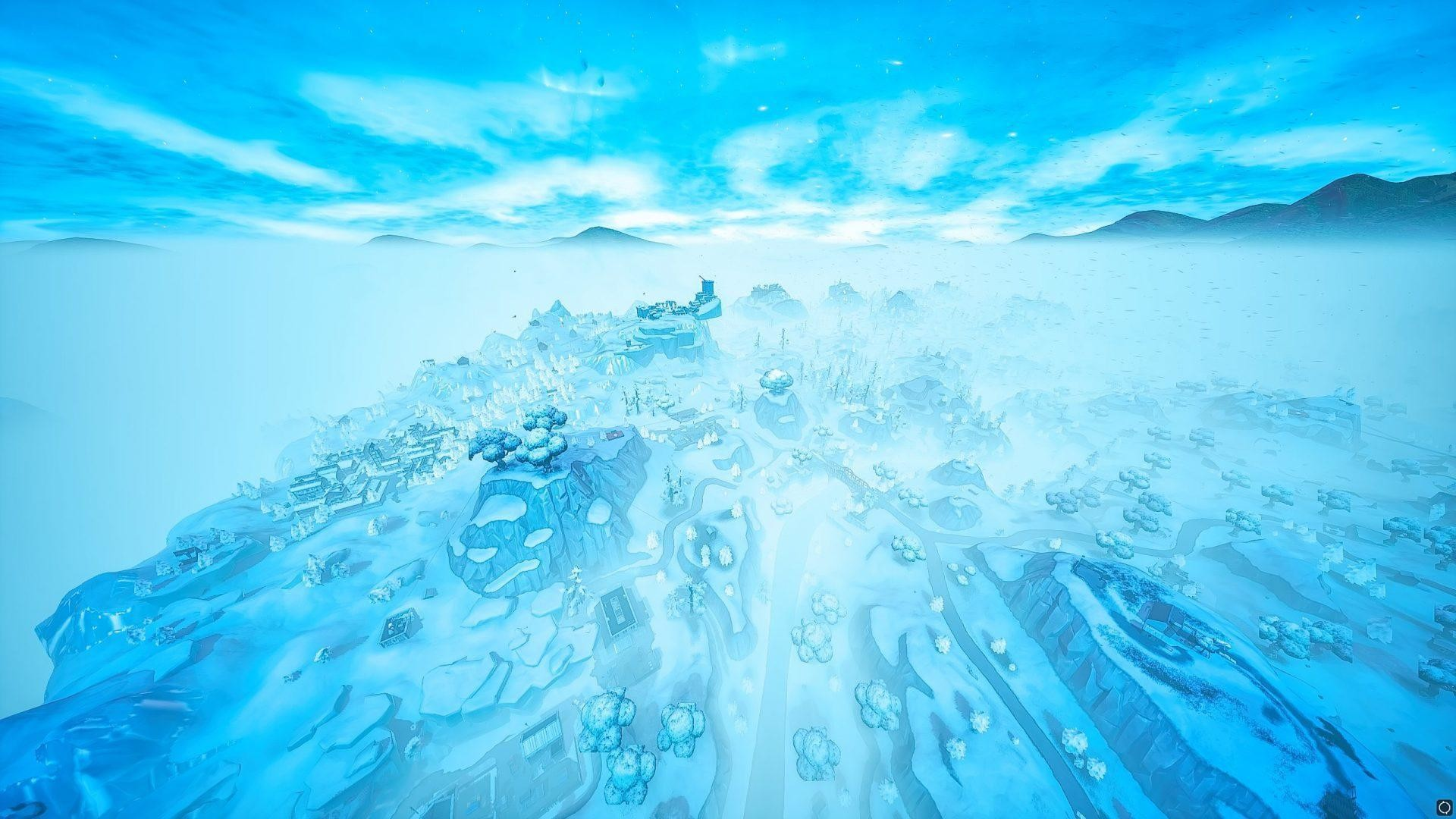 1920x1080 Fortnite Ice Storm Event Begins After The Ice King Breaks Free. • L2pbomb