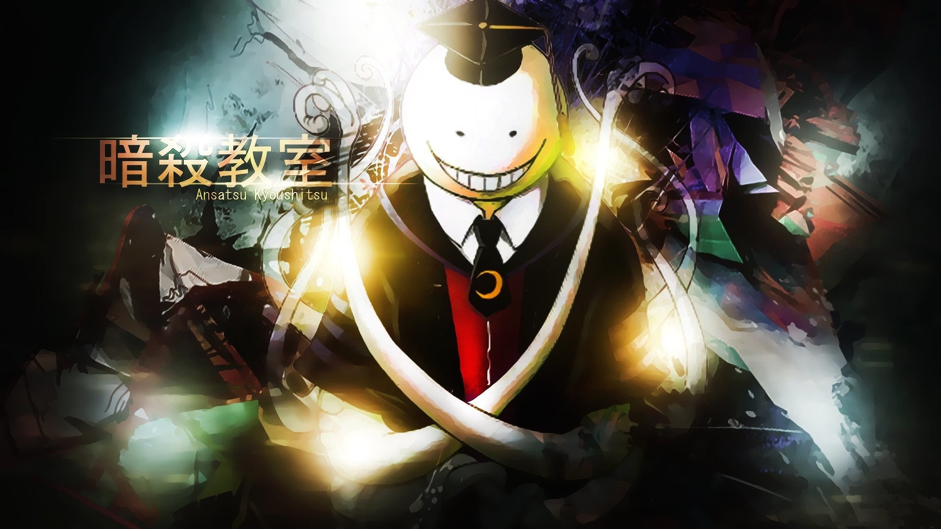 1920x1080 Assassination Classroom Koro-sensei · HD Wallpaper | Background ID:610232
