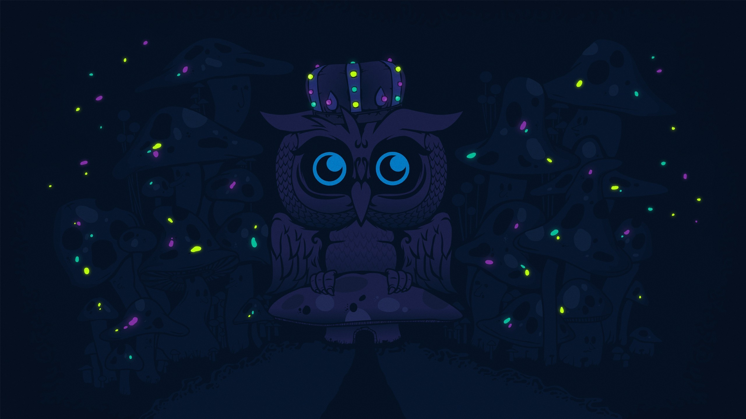 Glow In The Dark Wallpapers 75 Images