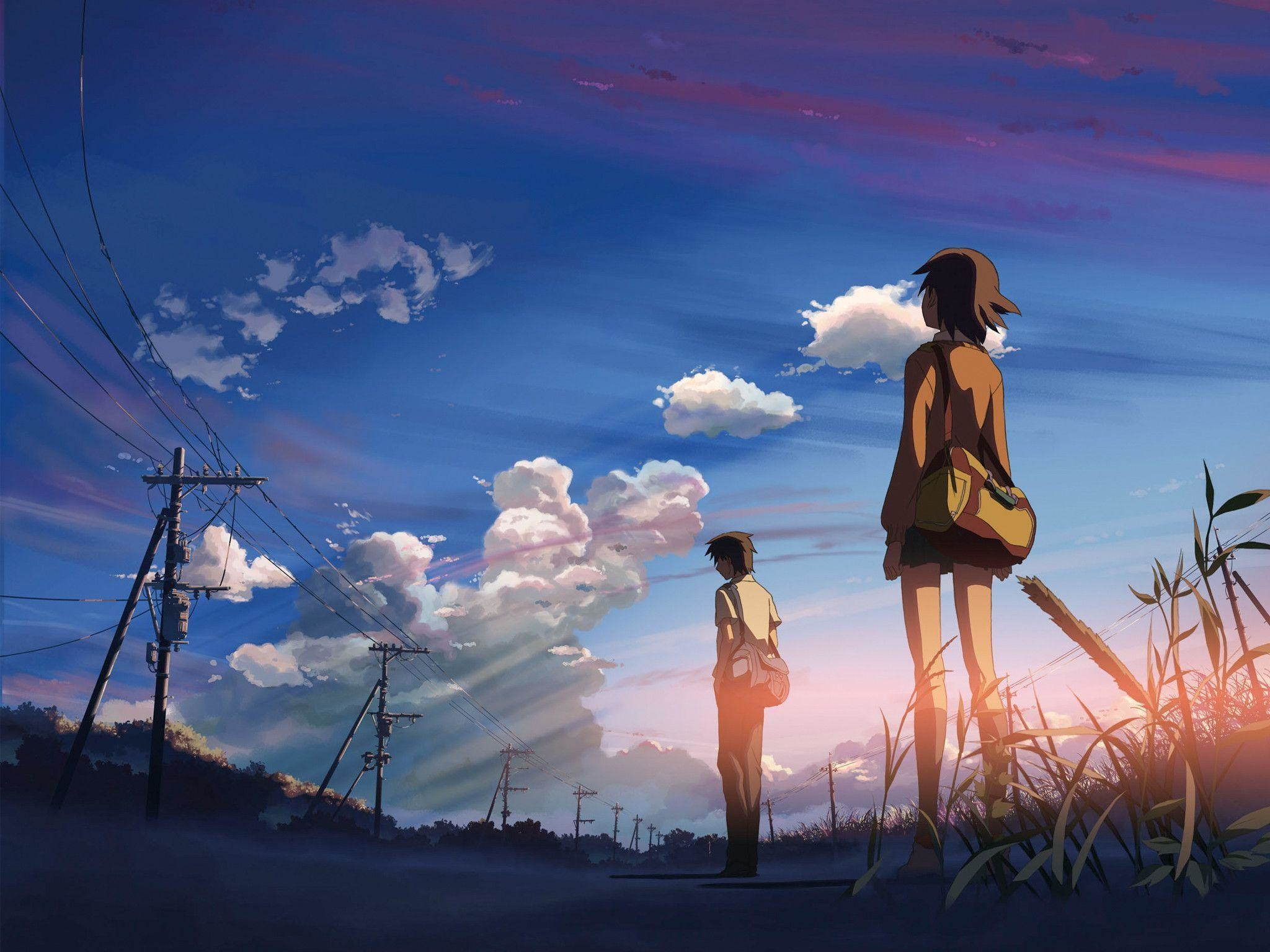 2048x1536 76 5 Centimeters Per Second Wallpapers | 5 Centimeters Per Second .