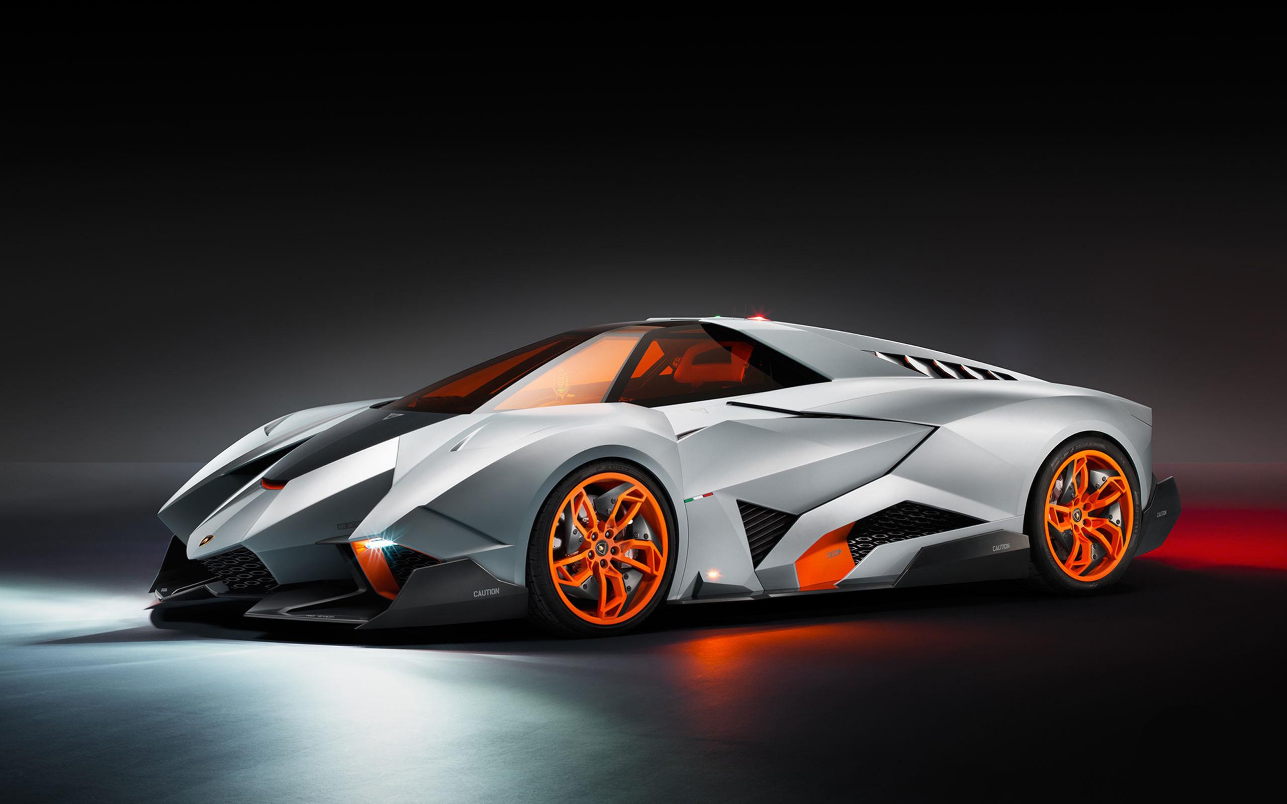 2560x1600 Lamborghini Egoista Concept