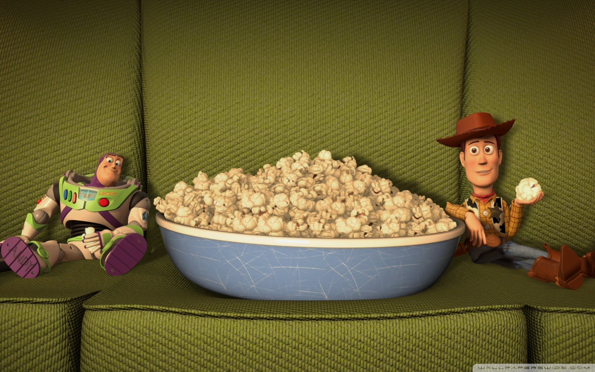 1920x1200 Toy Story HD Wide Wallpaper for Widescreen