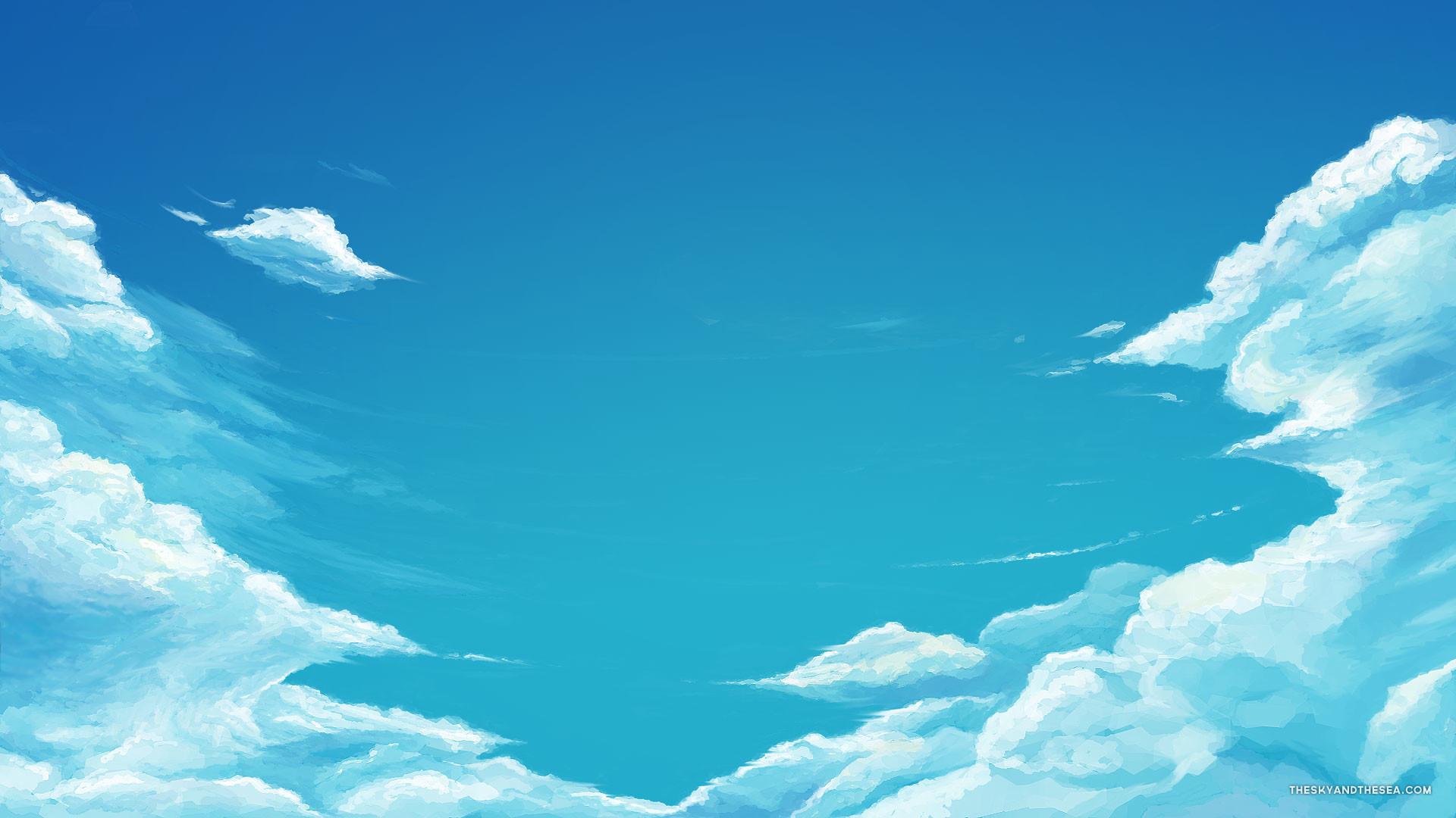 Blue Sky Wallpaper Background 64 Images
