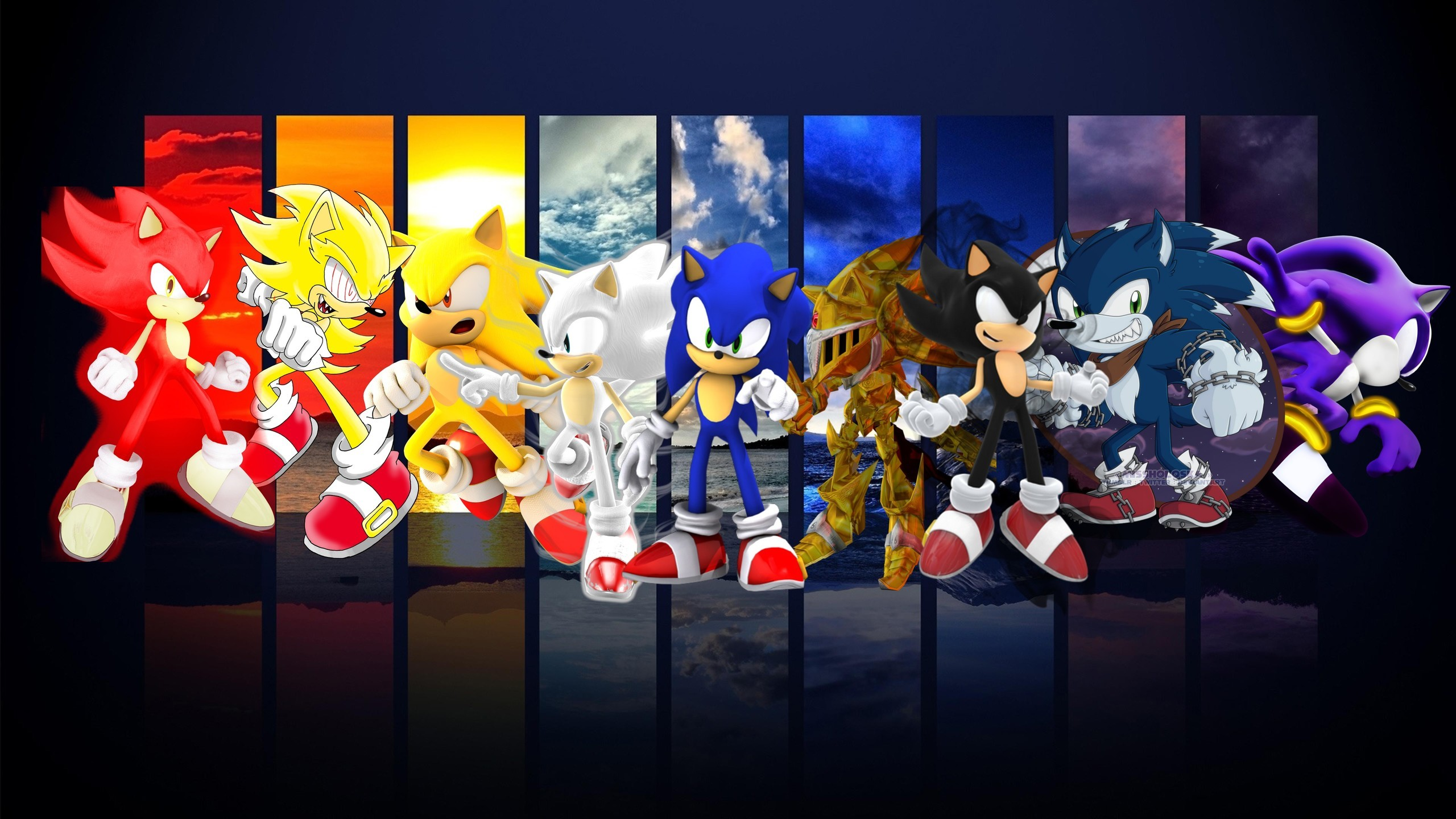 2560x1440 ... the Hedgehog HD Wallpaper  Sonic ...
