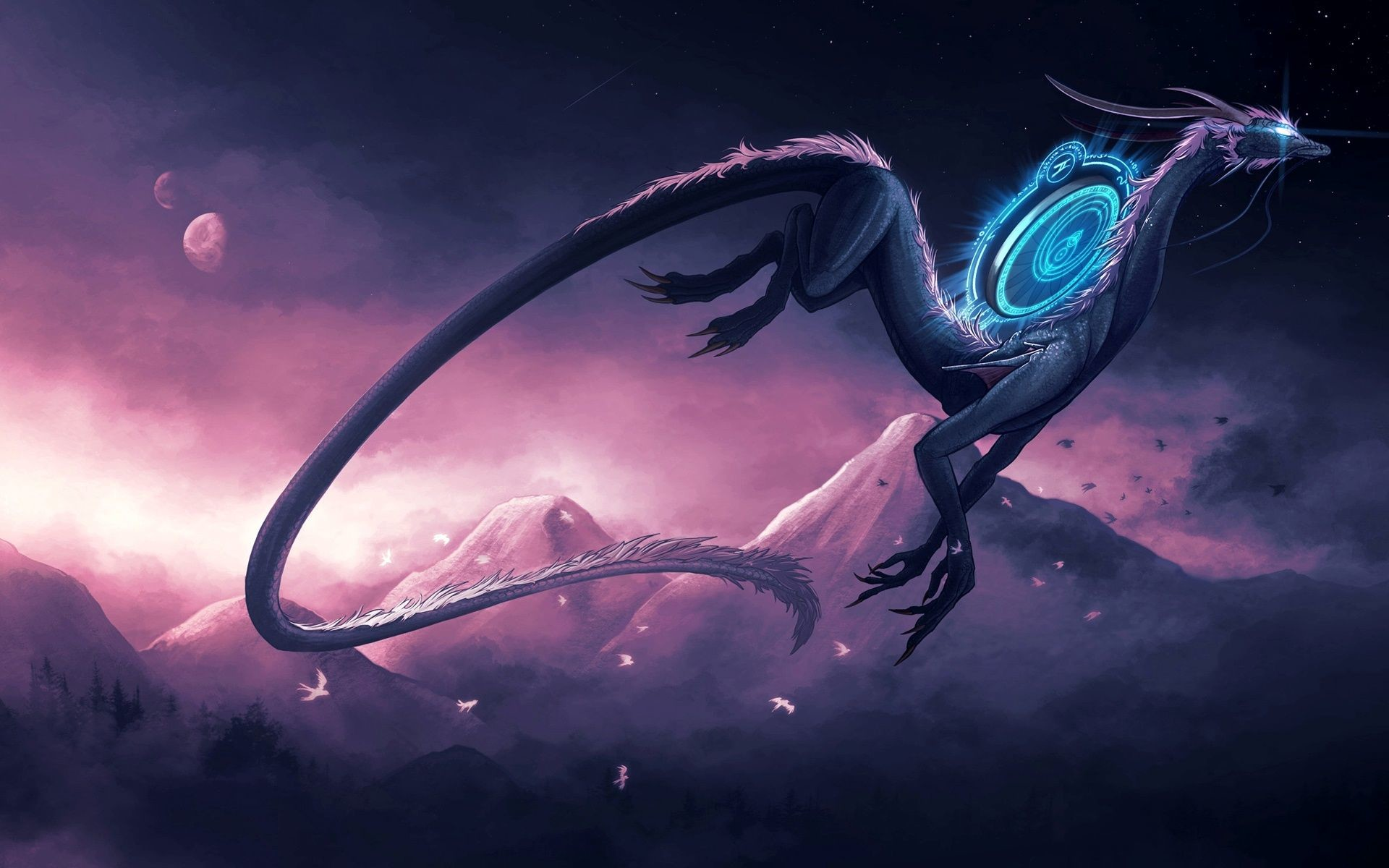 1920x1200 Furious Dragon Wallpapers | HD Wallpapers