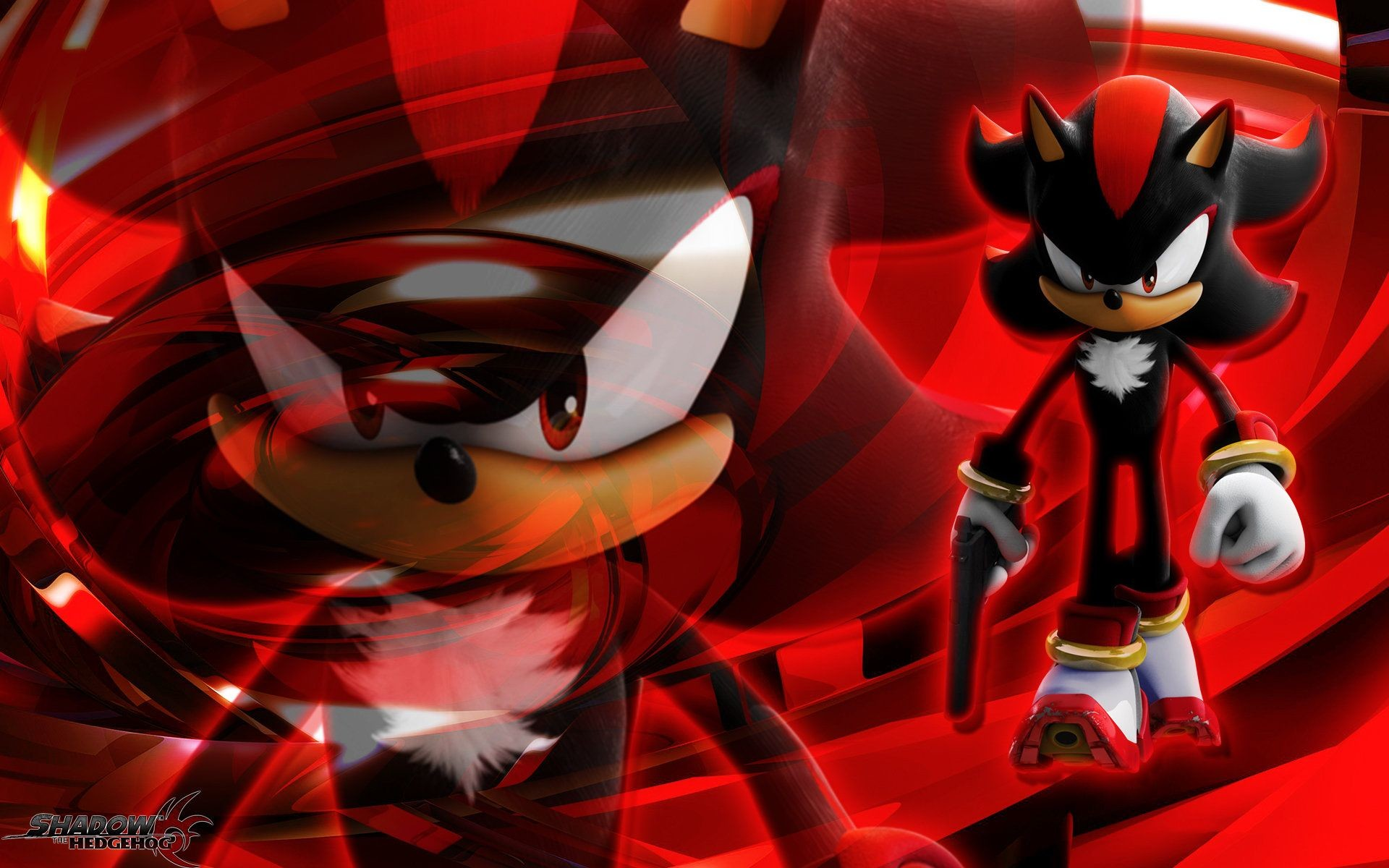1920x1200 super shadow the hedgehog wallpaper | ... wallpaper other 2013  sonicthehedgehogbg shadow the hedgehog wallpaper