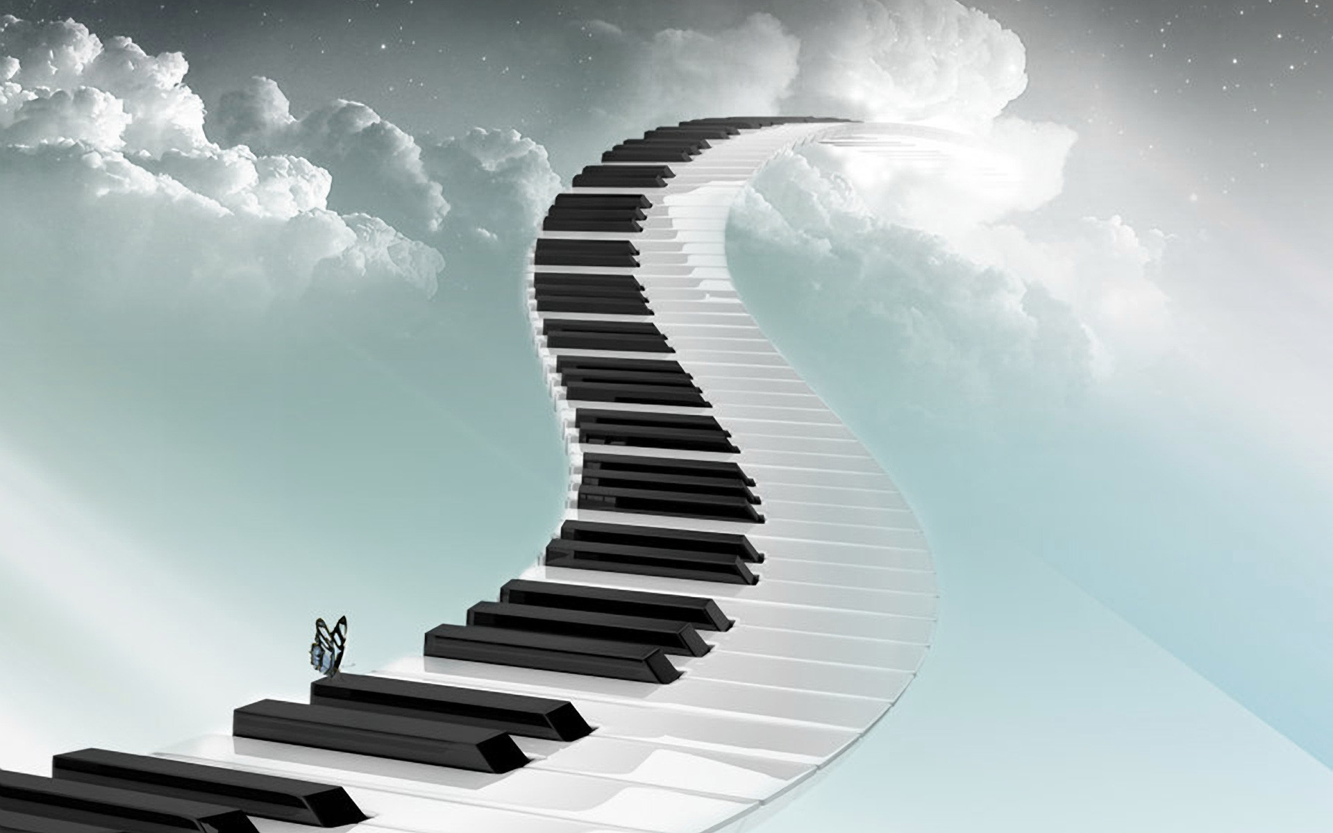 1920x1200 Piano images Piano Path HD wallpaper and background photos