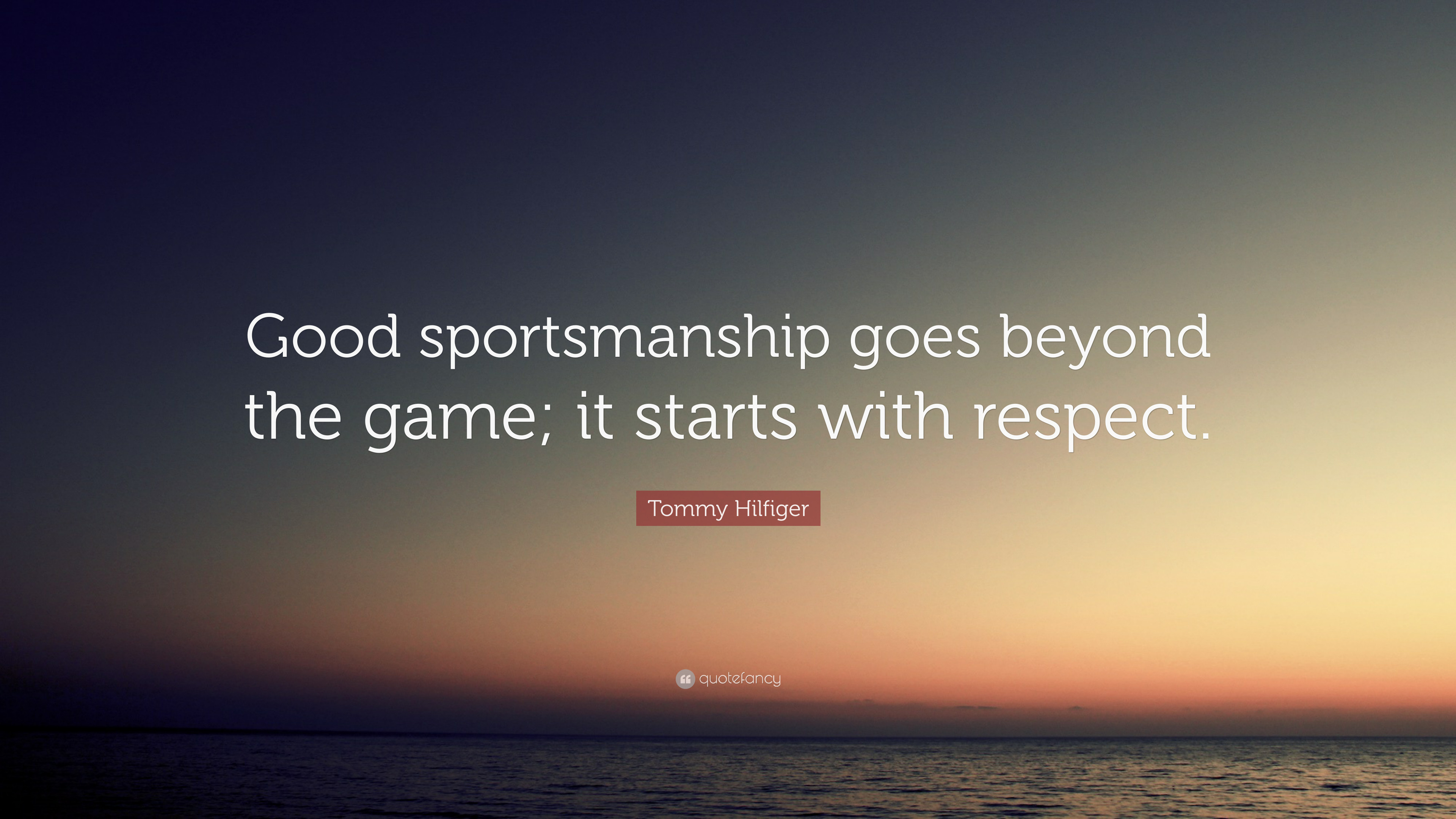 Quotes About Good Sportsmanship: Tommy Hilfiger Wallpapers (82+ Images